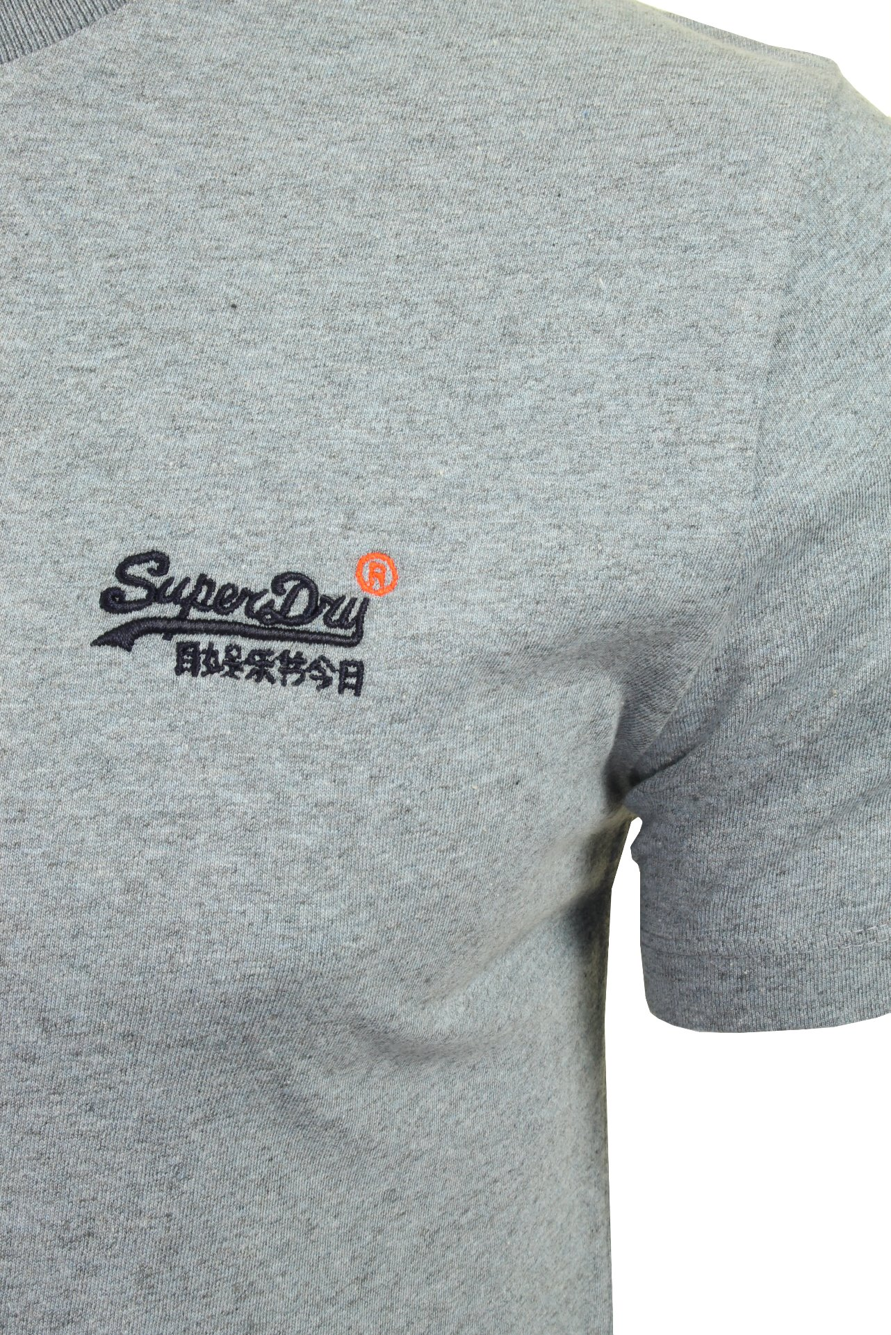 Superdry-Mens-039-Vintage-Embroidery-039-Short-Sleeved-T-Shirt thumbnail 4
