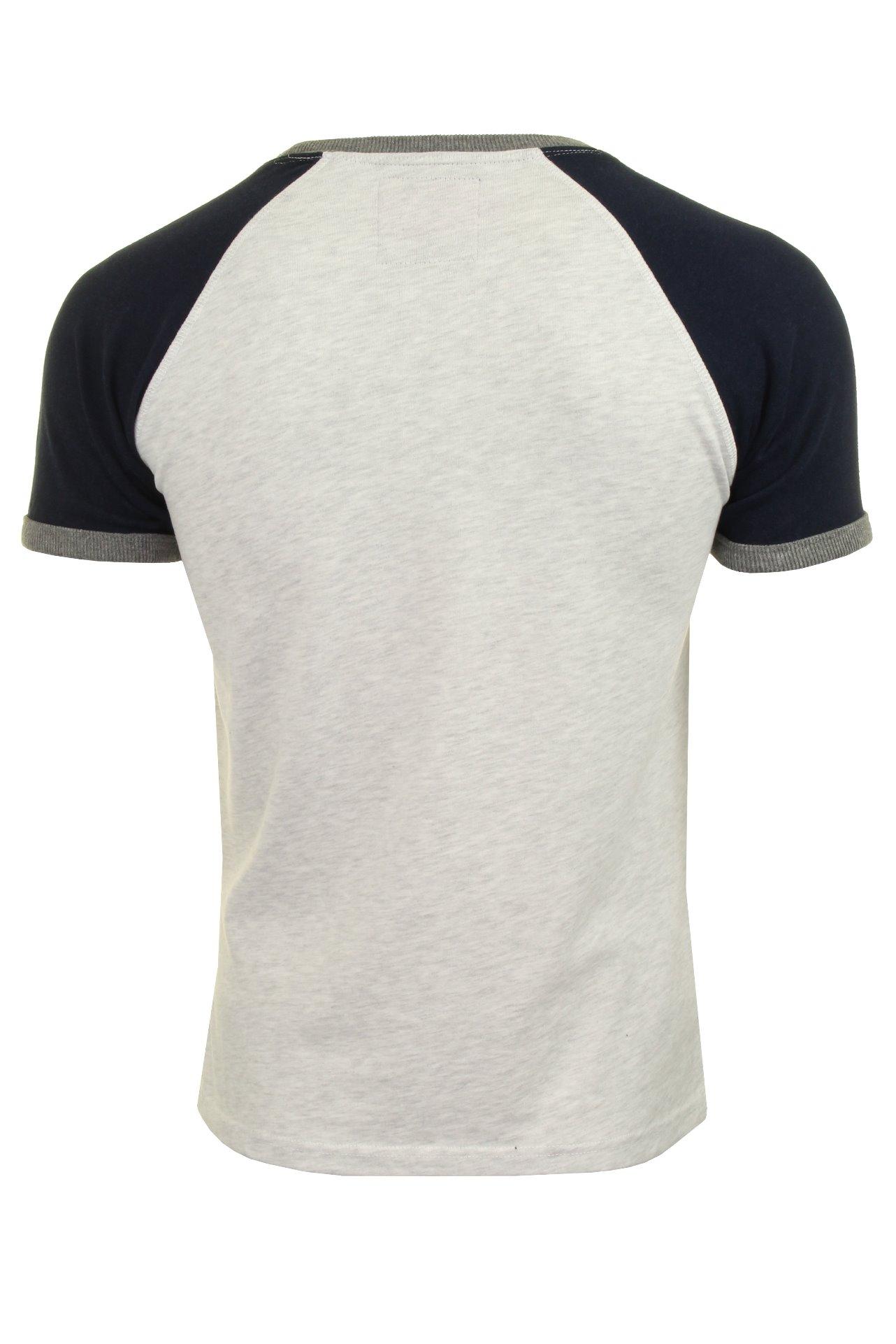 Superdry-T-shirt-homme-034-Premium-Goods-Raglan-Tee-034-a-Manches-Courtes miniature 5