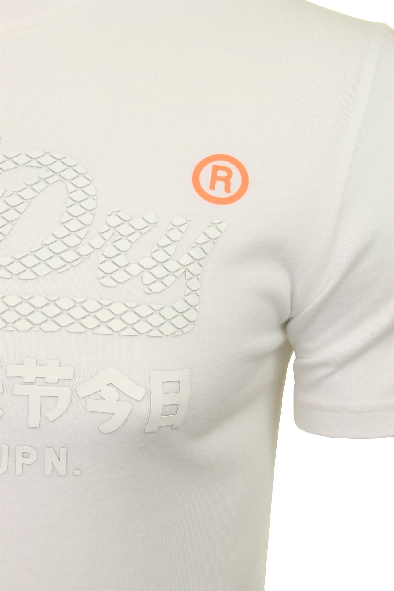 Superdry-039-Monochrome-039-Mens-T-Shirt thumbnail 7