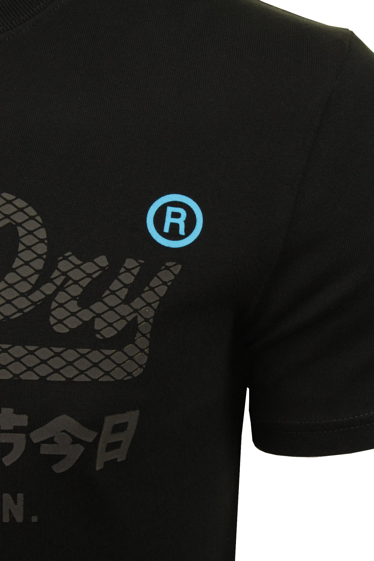 Superdry-039-Monochrome-039-Mens-T-Shirt thumbnail 4