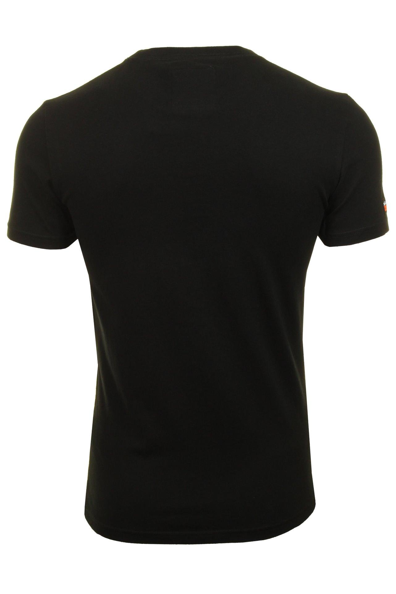 Superdry-039-Monochrome-039-Mens-T-Shirt thumbnail 5
