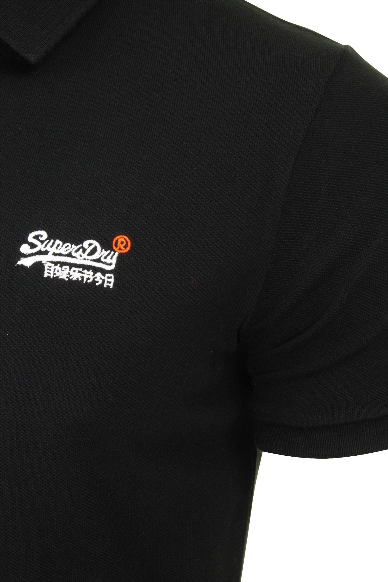 Camisa-clasica-para-hombre-039-Camiseta-Polo-Pique-039 miniatura 4