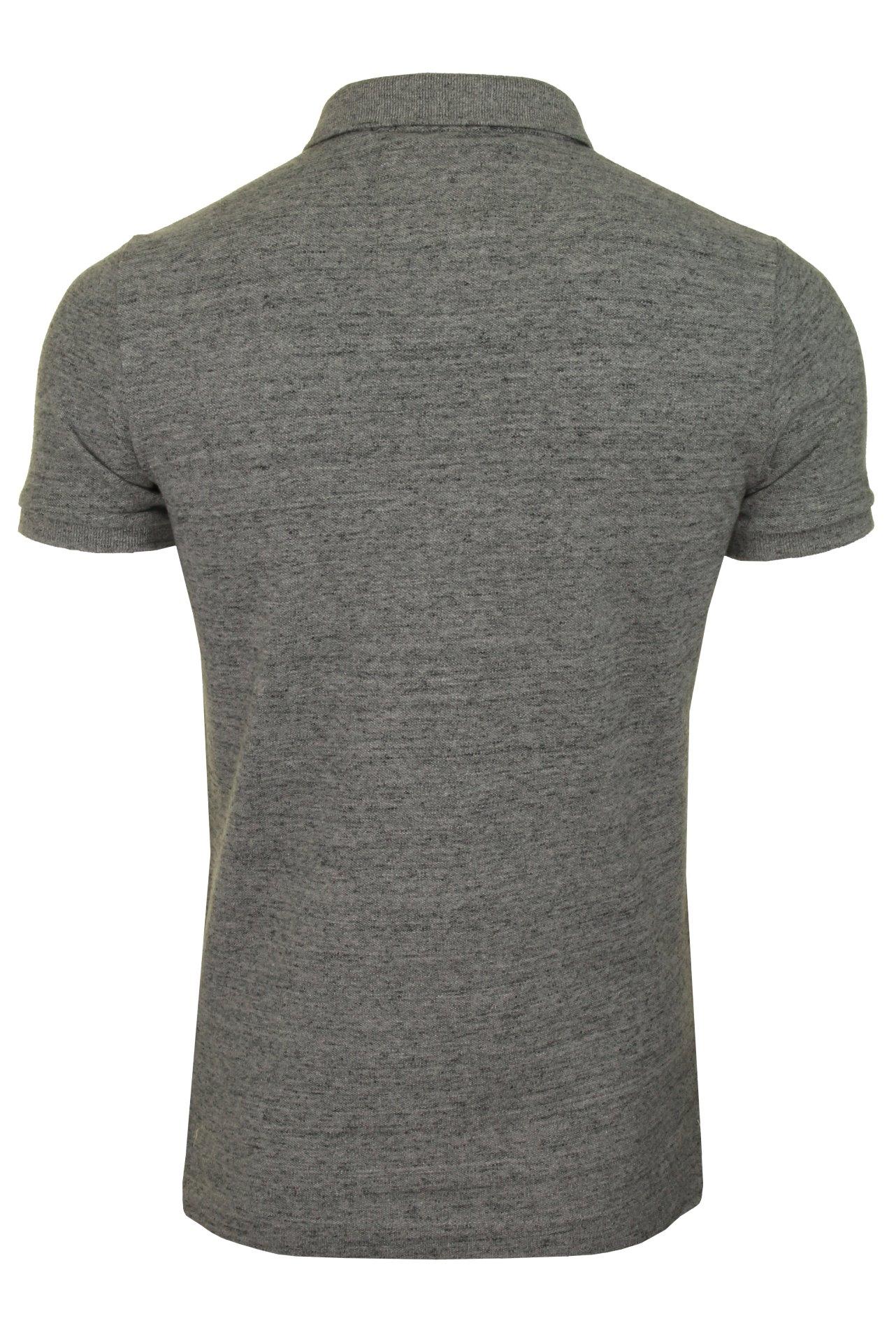 Camisa-clasica-para-hombre-039-Camiseta-Polo-Pique-039 miniatura 11