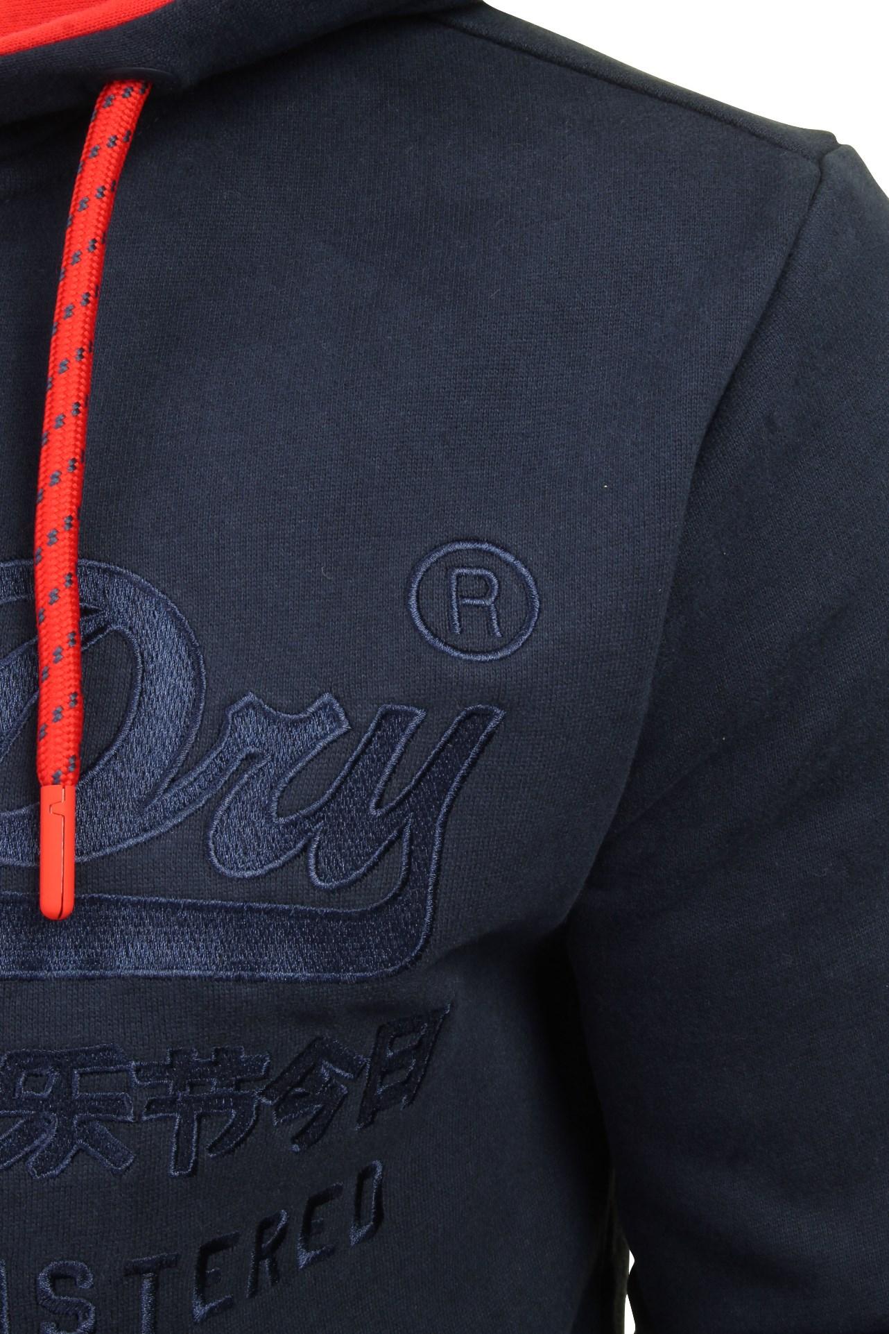 Superdry Downhill Racer App Ziphood Sweat-Shirt /À Capuche Homme