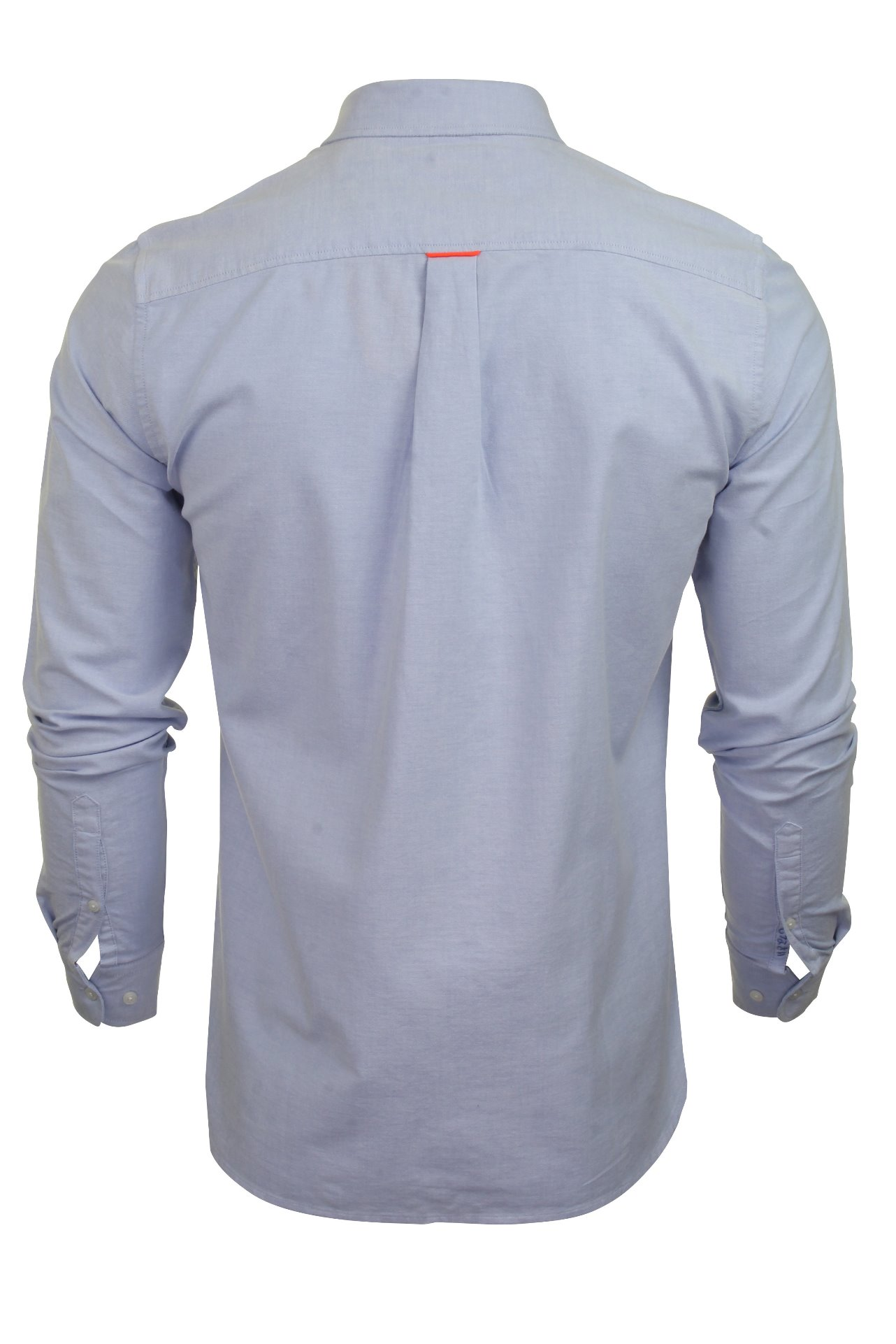 Superdry-Mens-Shirt-039-Classic-Oxford-University-039-Long-Sleeved thumbnail 5