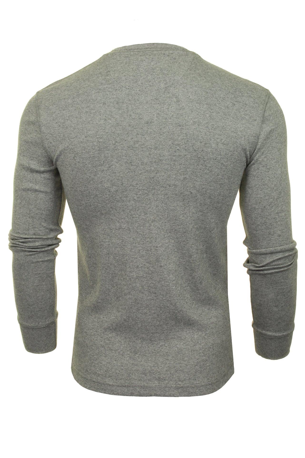 Camiseta-para-hombre-Superdry-Grandad-039-manga-larga-Heritage-Grandad-039 miniatura 8