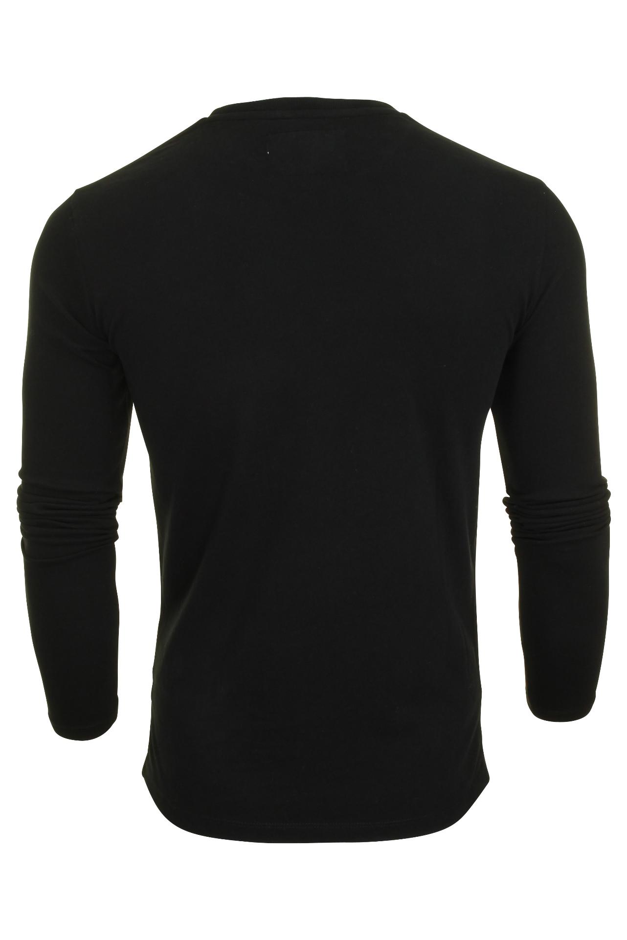 Superdry-Mens-039-Orange-Label-Vintage-039-T-Shirt-Long-Sleeved thumbnail 5