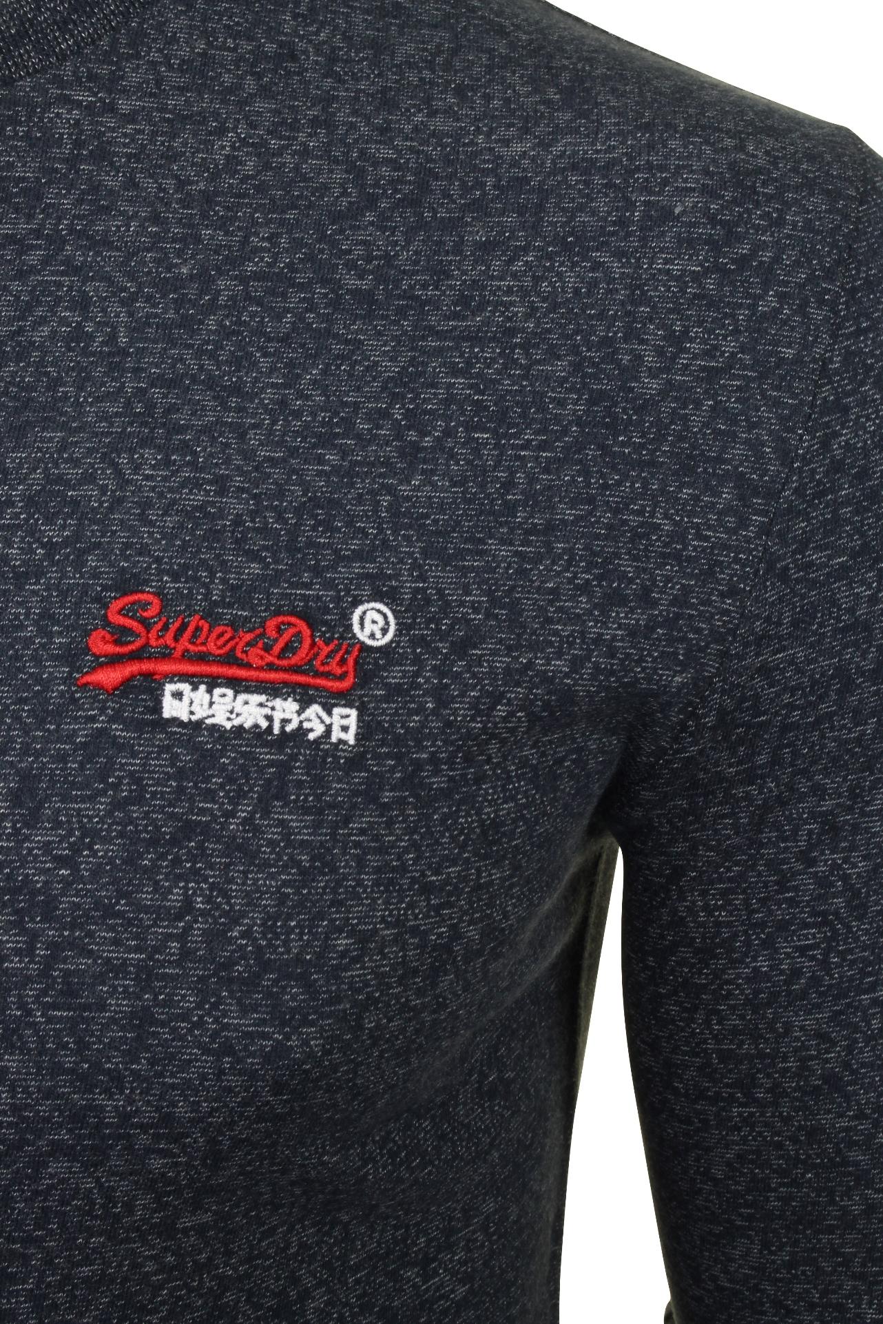 Superdry-039-Orange-Label-039-Long-Sleeved-T-Shirt thumbnail 4
