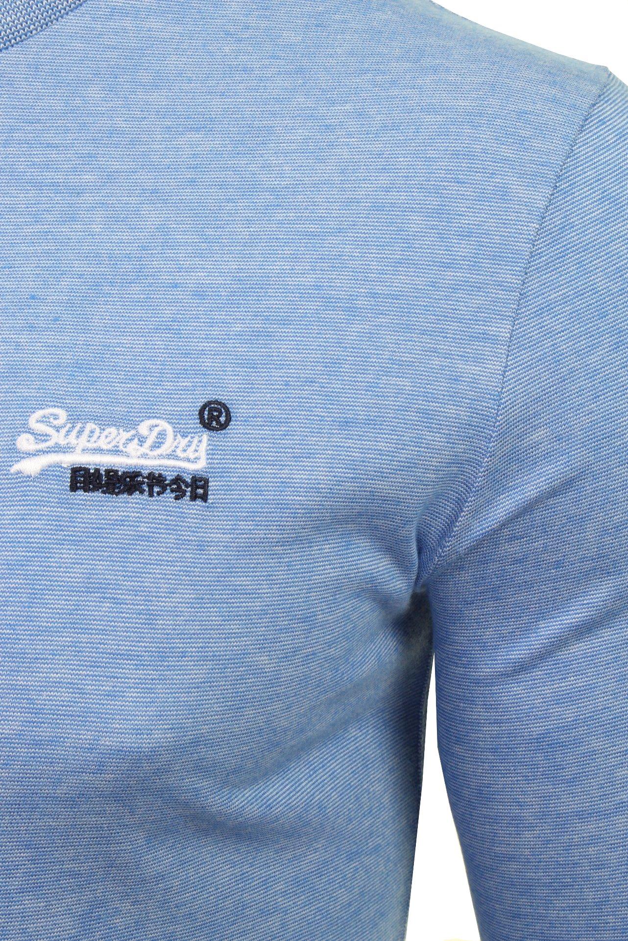 Superdry-039-Orange-Label-039-Long-Sleeved-T-Shirt thumbnail 10