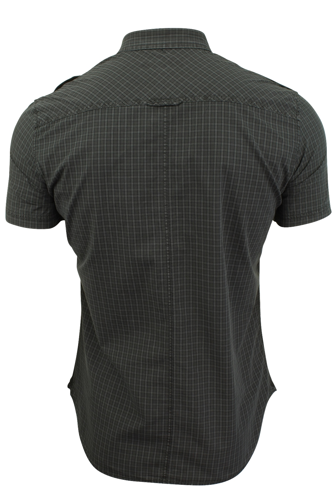 Mens-Short-Sleeved-Shirt-by-Firetrap thumbnail 29