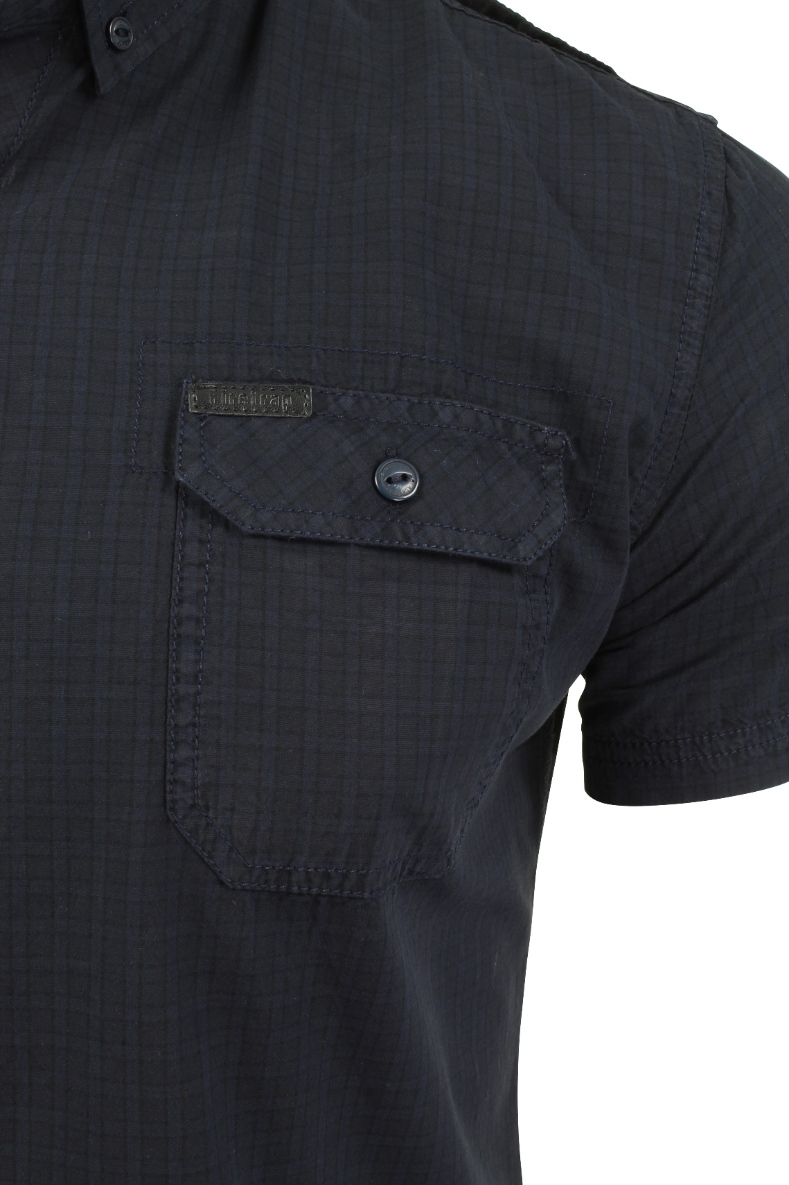 Mens-Short-Sleeved-Shirt-by-Firetrap thumbnail 25