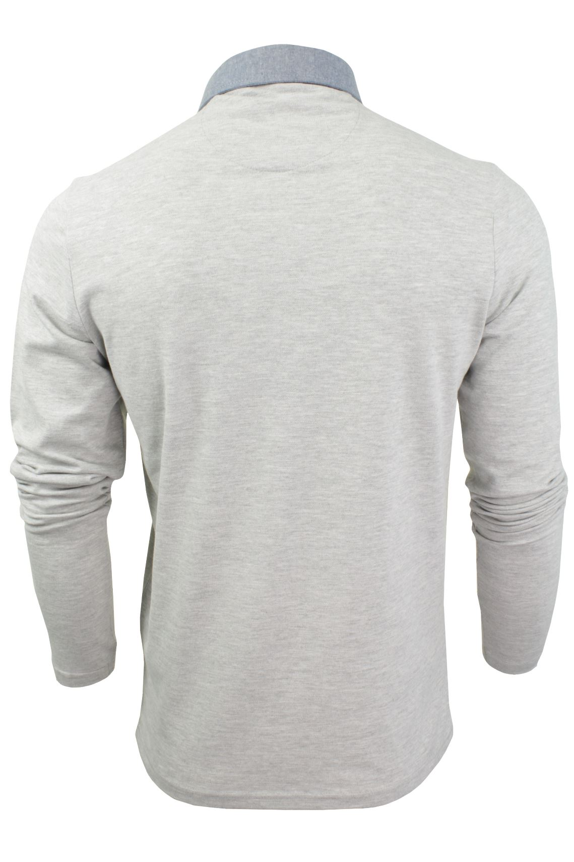Camisa-Polo-Para-Hombre-Por-Brave-Soul-Golf-De-Mangas-Largas-Informal miniatura 25