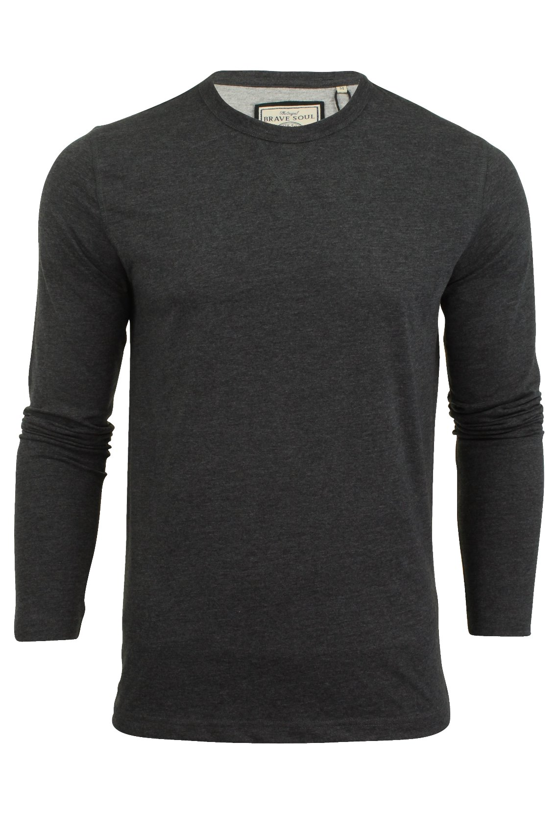 Mens-Long-Sleeved-T-Shirt-by-Brave-Soul