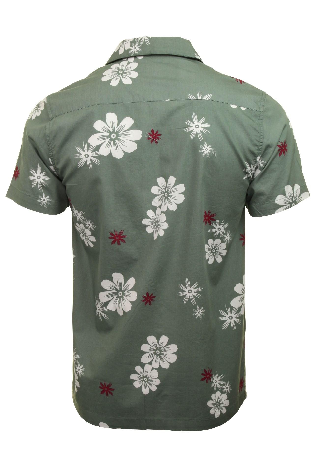 Brave-Soul-039-Bonsai-039-Hawaiian-Shirt thumbnail 8