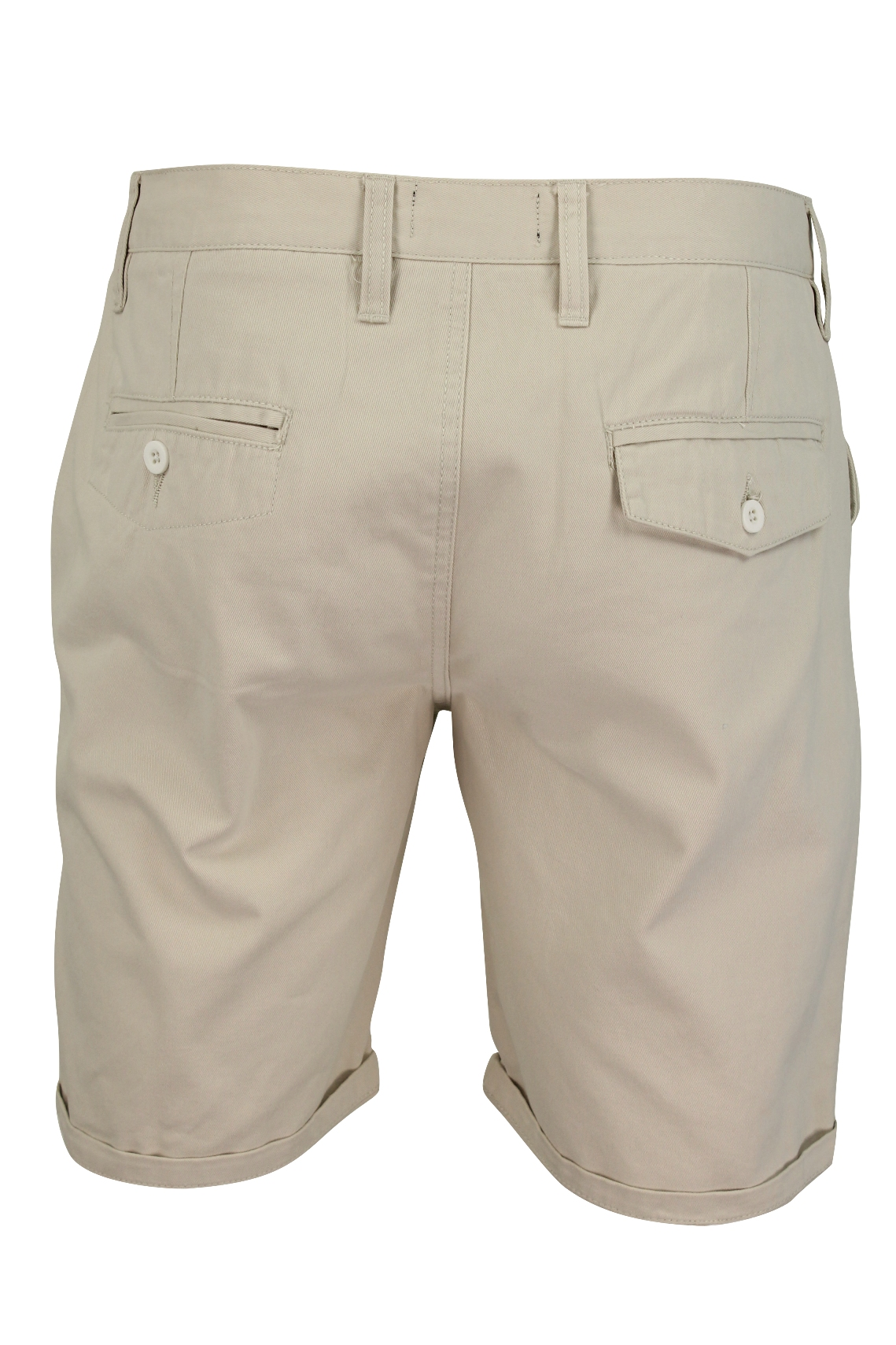Mens-Chino-Shorts-by-Brave-Soul-039-Fern-039-Cotton-Twill