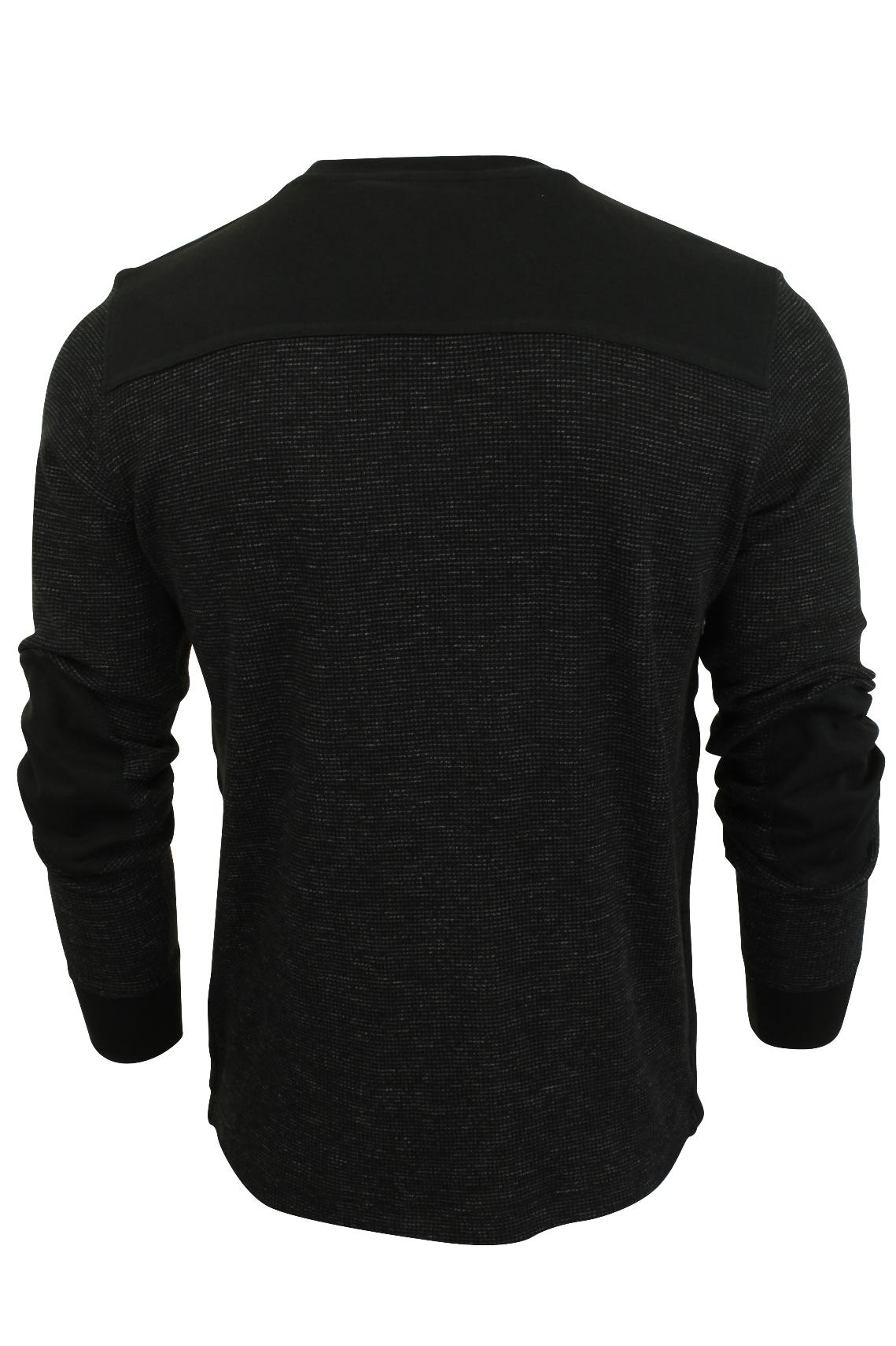 Men/'s Jumper Cotton Rich Fashion Sweater by Brave Soul