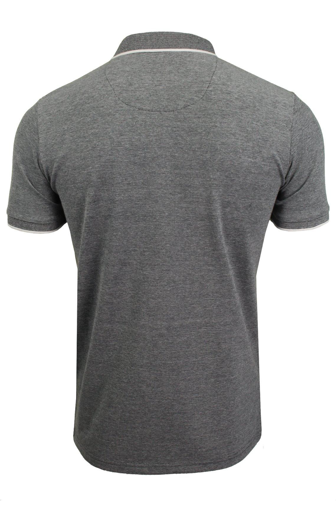Brave-Soul-Mens-Polo-T-Shirt-Birdseye-Pique-Short-Sleeved thumbnail 8