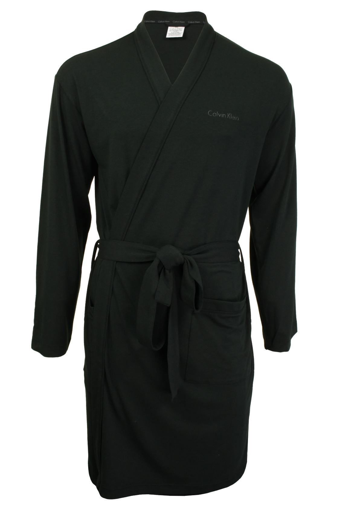 Mens Knitted Night Robe/ Dressing Gown by Calvin Klein | eBay