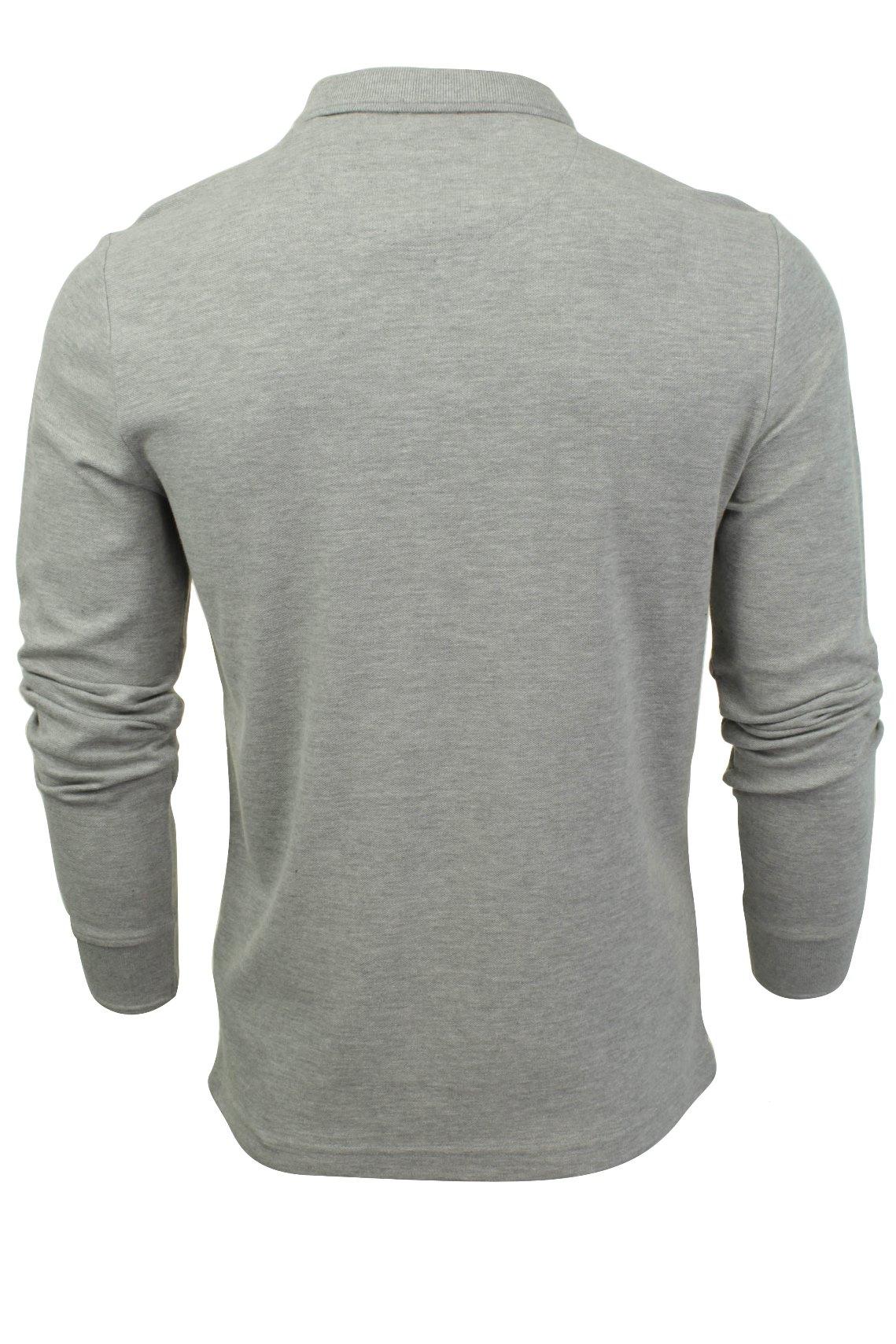 Mens-Polo-T-Shirt-by-Original-Penguin-039-Winston-039-Long-Sleeved thumbnail 8