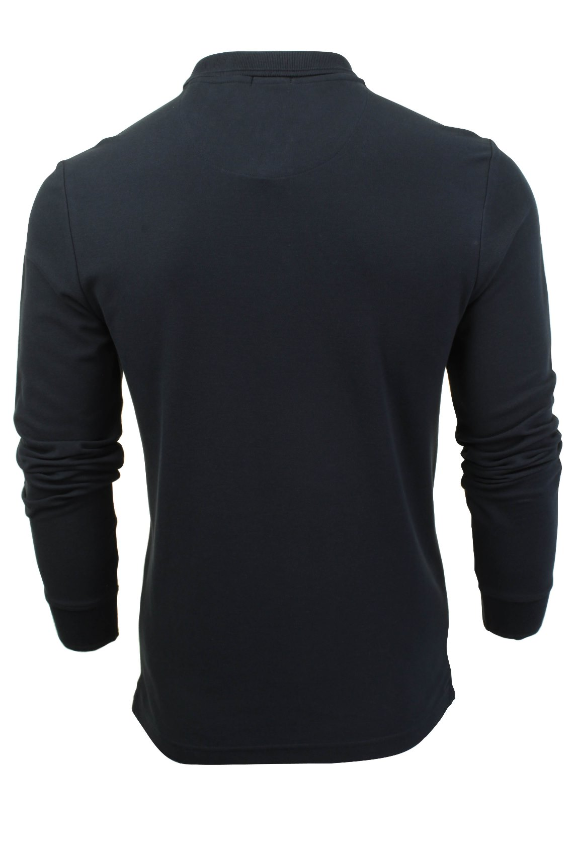 Mens-Polo-T-Shirt-by-Original-Penguin-039-Winston-039-Long-Sleeved thumbnail 5