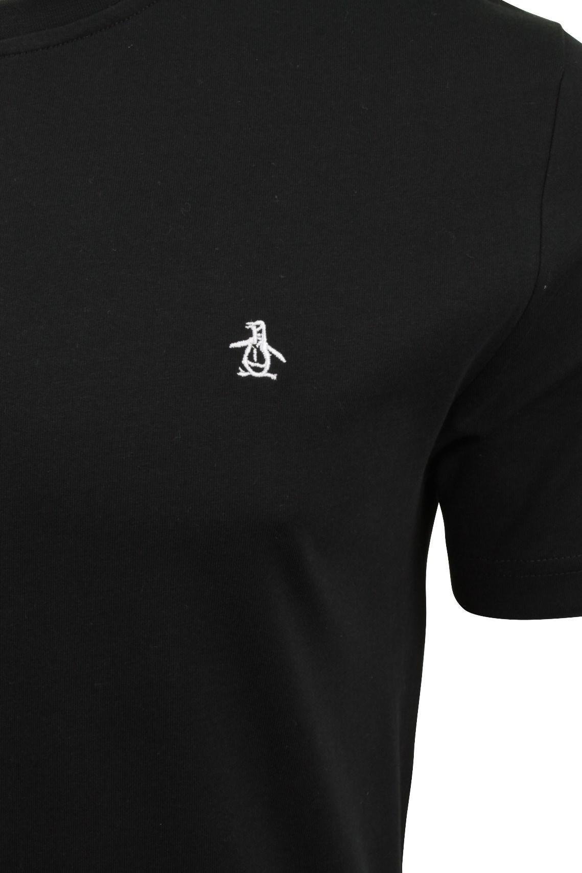 Mens-T-Shirt-by-Original-Penguin-Crew-Neck-Short-Sleeved thumbnail 52