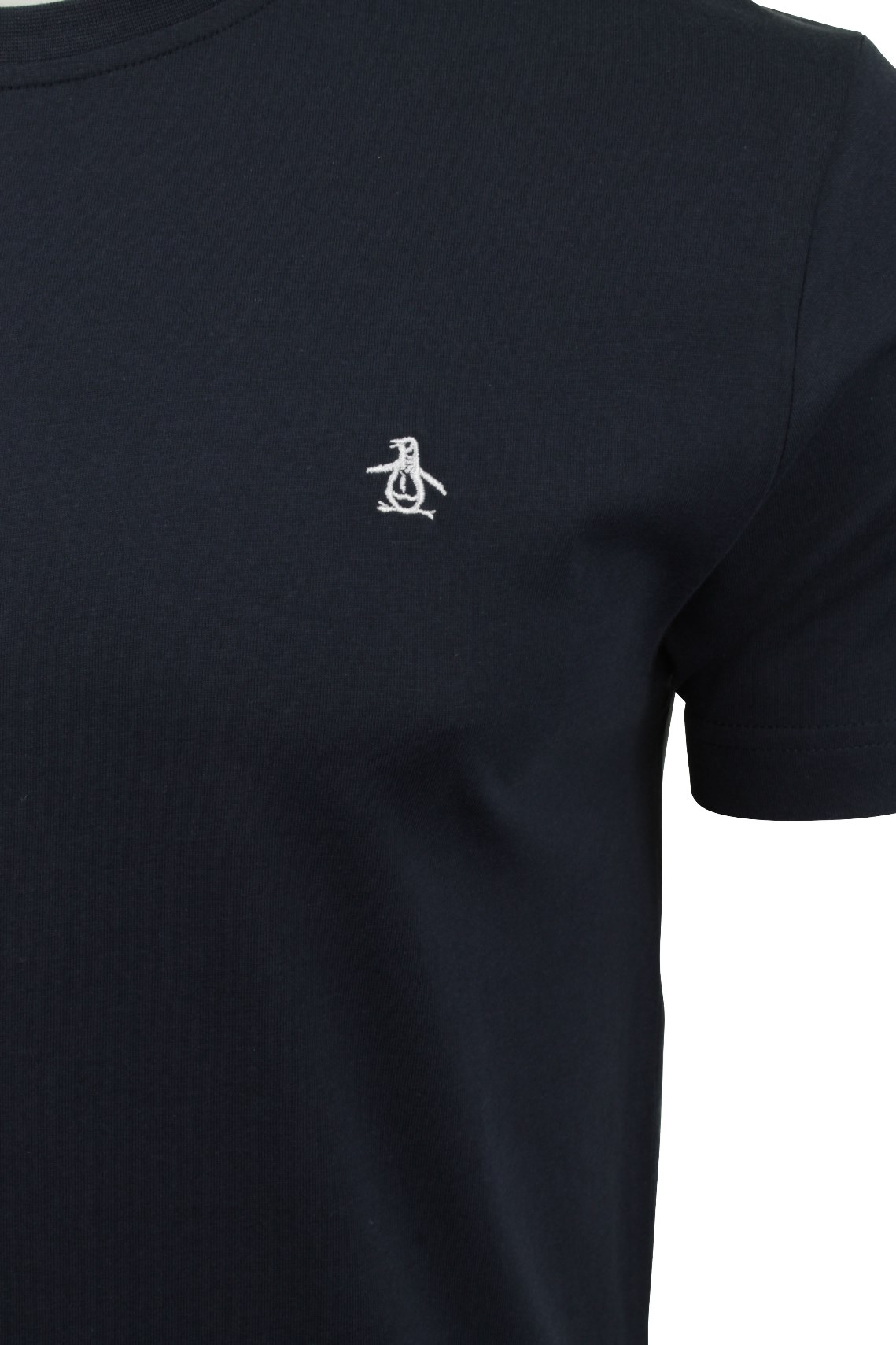 Mens-T-Shirt-by-Original-Penguin-Crew-Neck-Short-Sleeved thumbnail 16