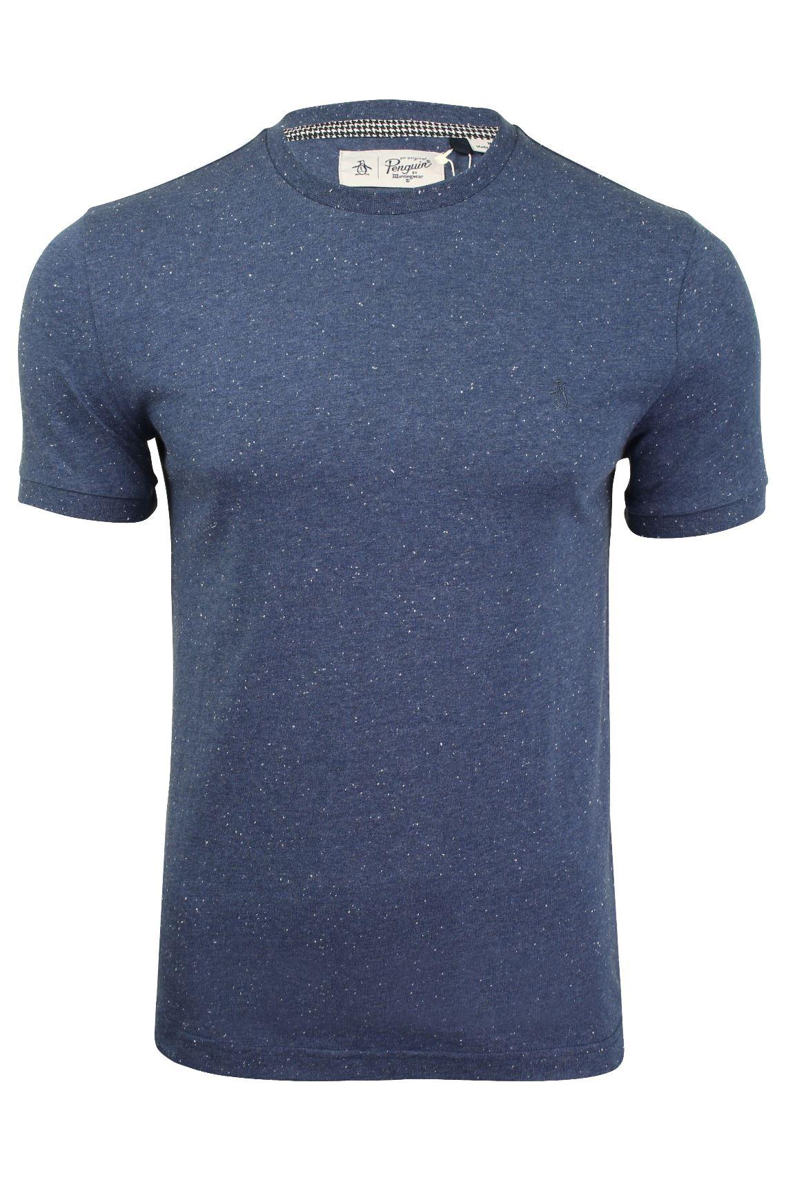 Mens-Nep-Maniche-corte-T-shirt-da-Original-Penguin