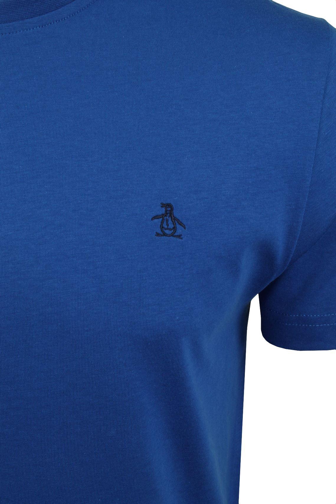 Mens-T-Shirt-by-Original-Penguin-Crew-Neck-Short-Sleeved thumbnail 46