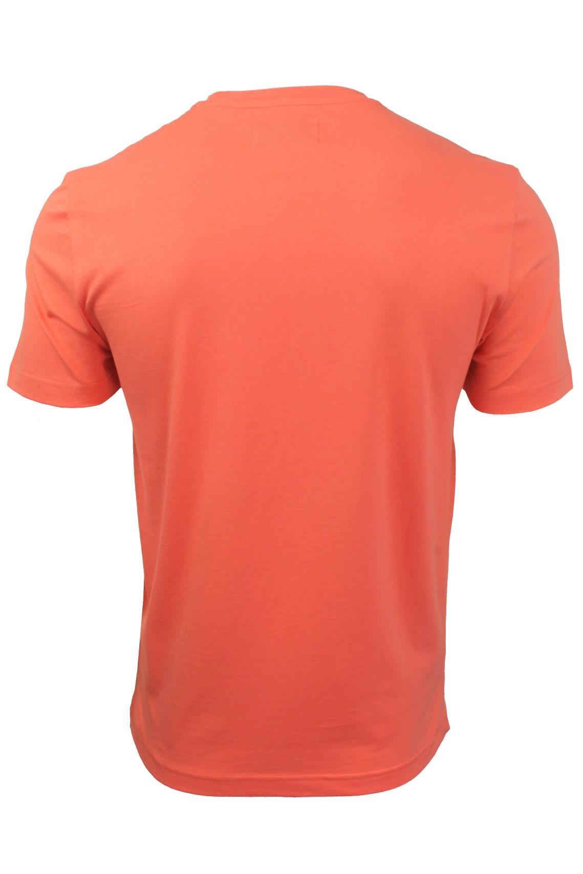 Mens-T-Shirt-by-Original-Penguin-Crew-Neck-Short-Sleeved thumbnail 32