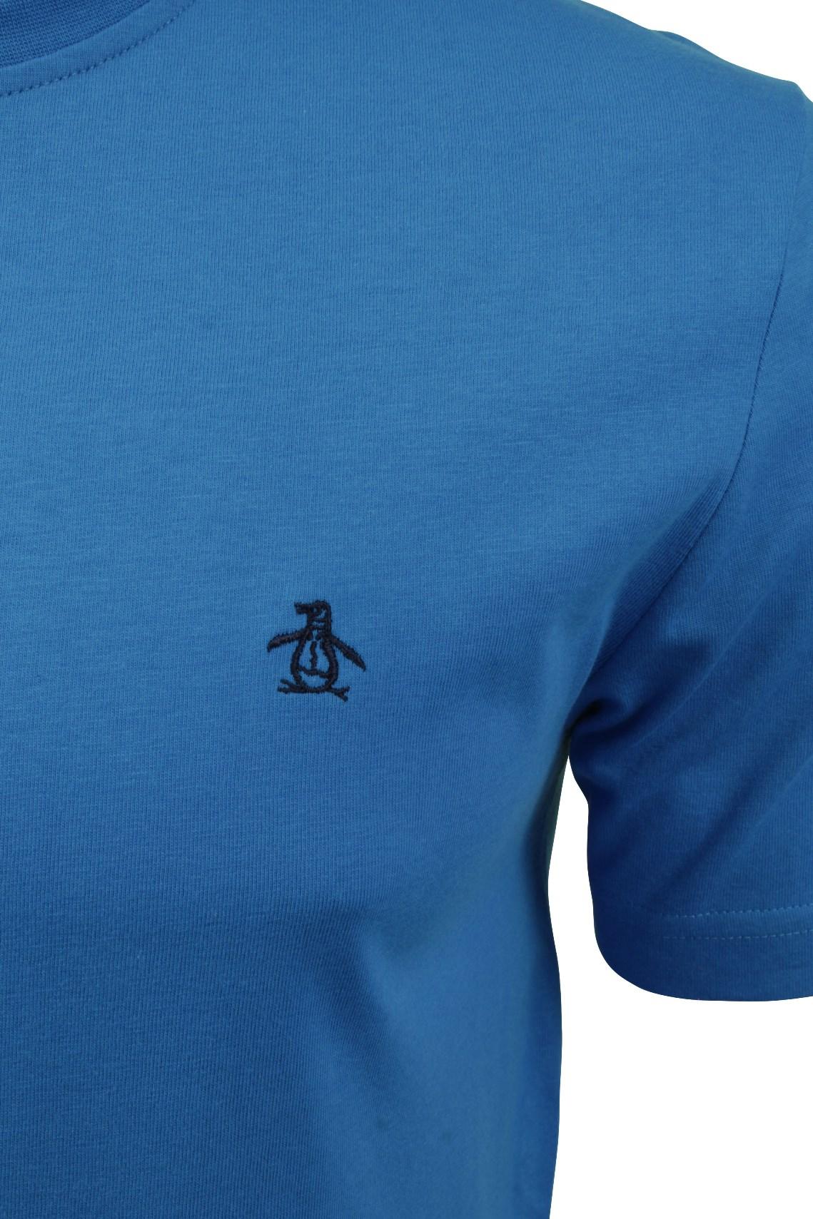 Mens-T-Shirt-by-Original-Penguin-Crew-Neck-Short-Sleeved thumbnail 22