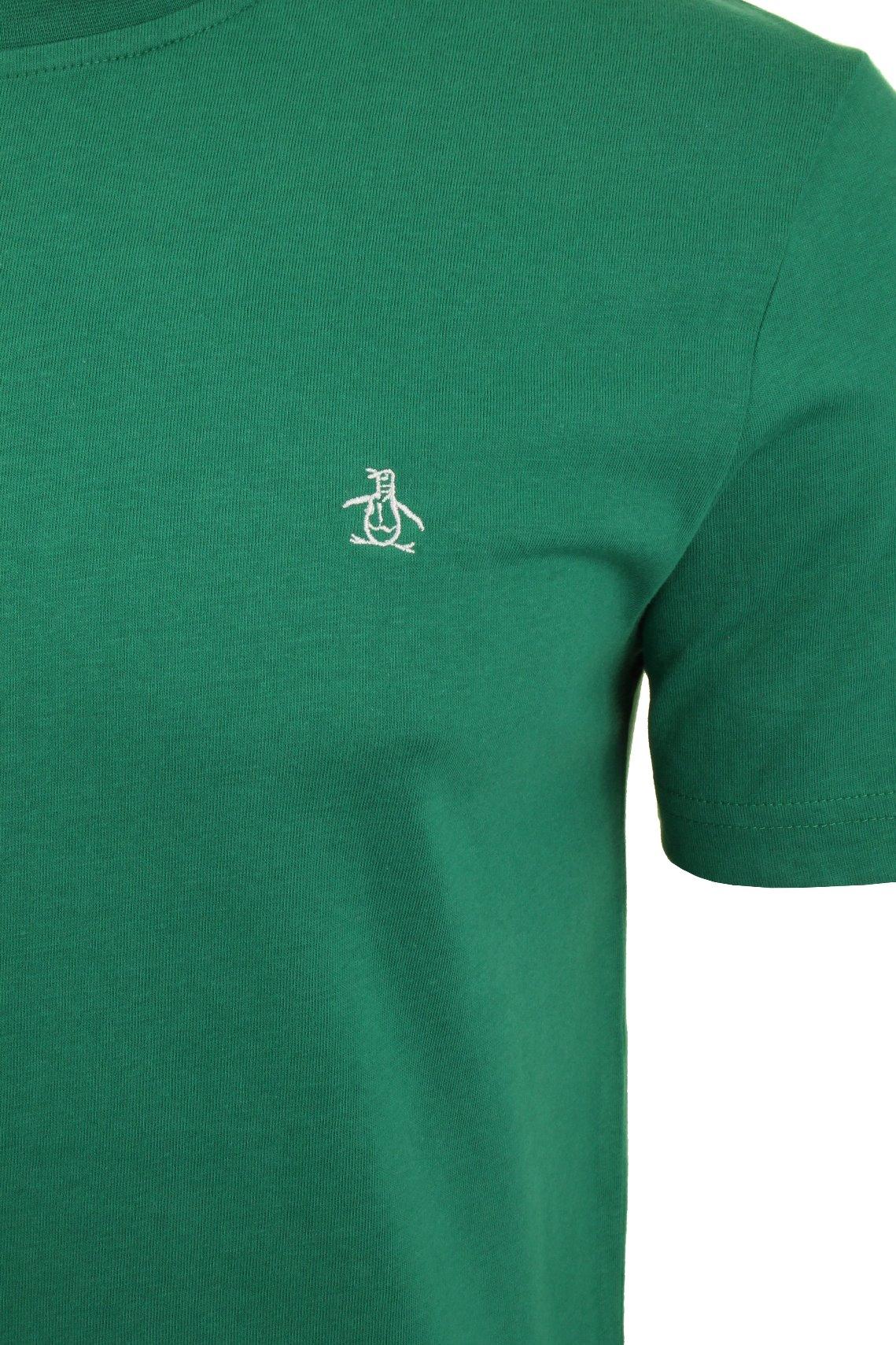 Mens-T-Shirt-by-Original-Penguin-Crew-Neck-Short-Sleeved thumbnail 43