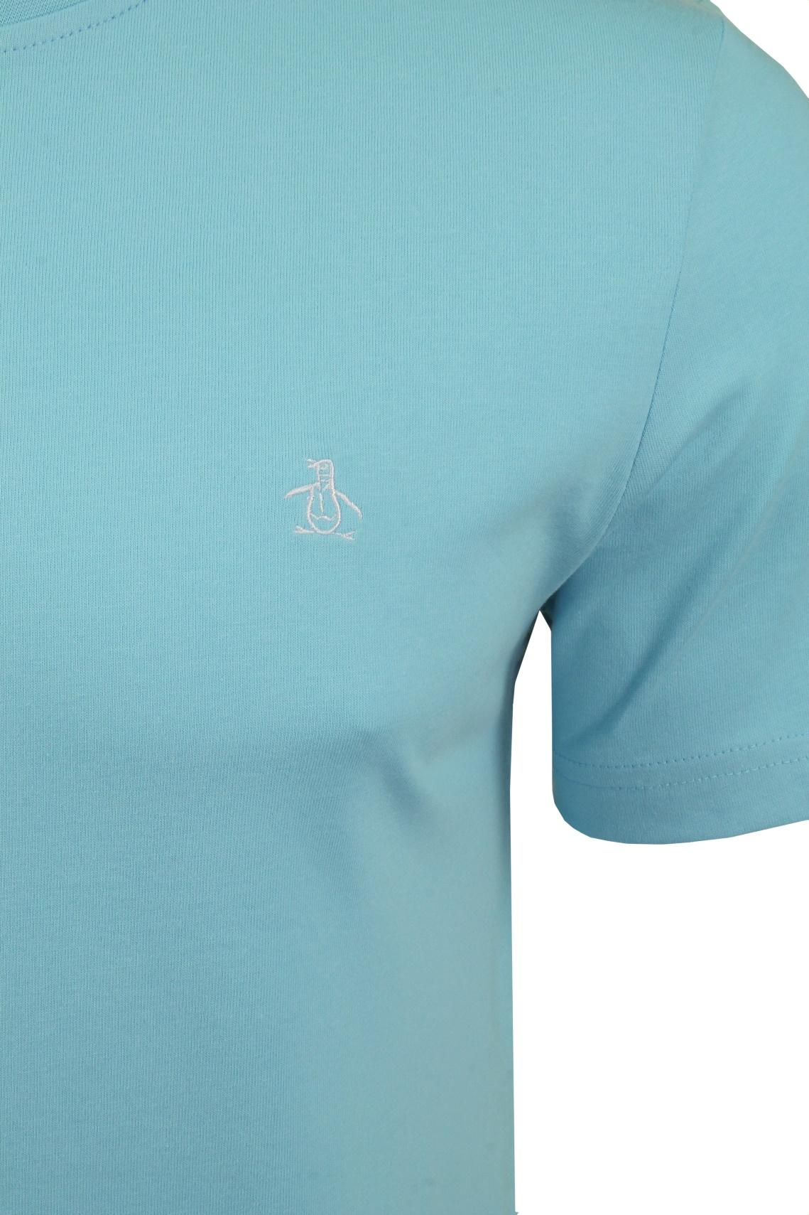 Mens-T-Shirt-by-Original-Penguin-Crew-Neck-Short-Sleeved thumbnail 7