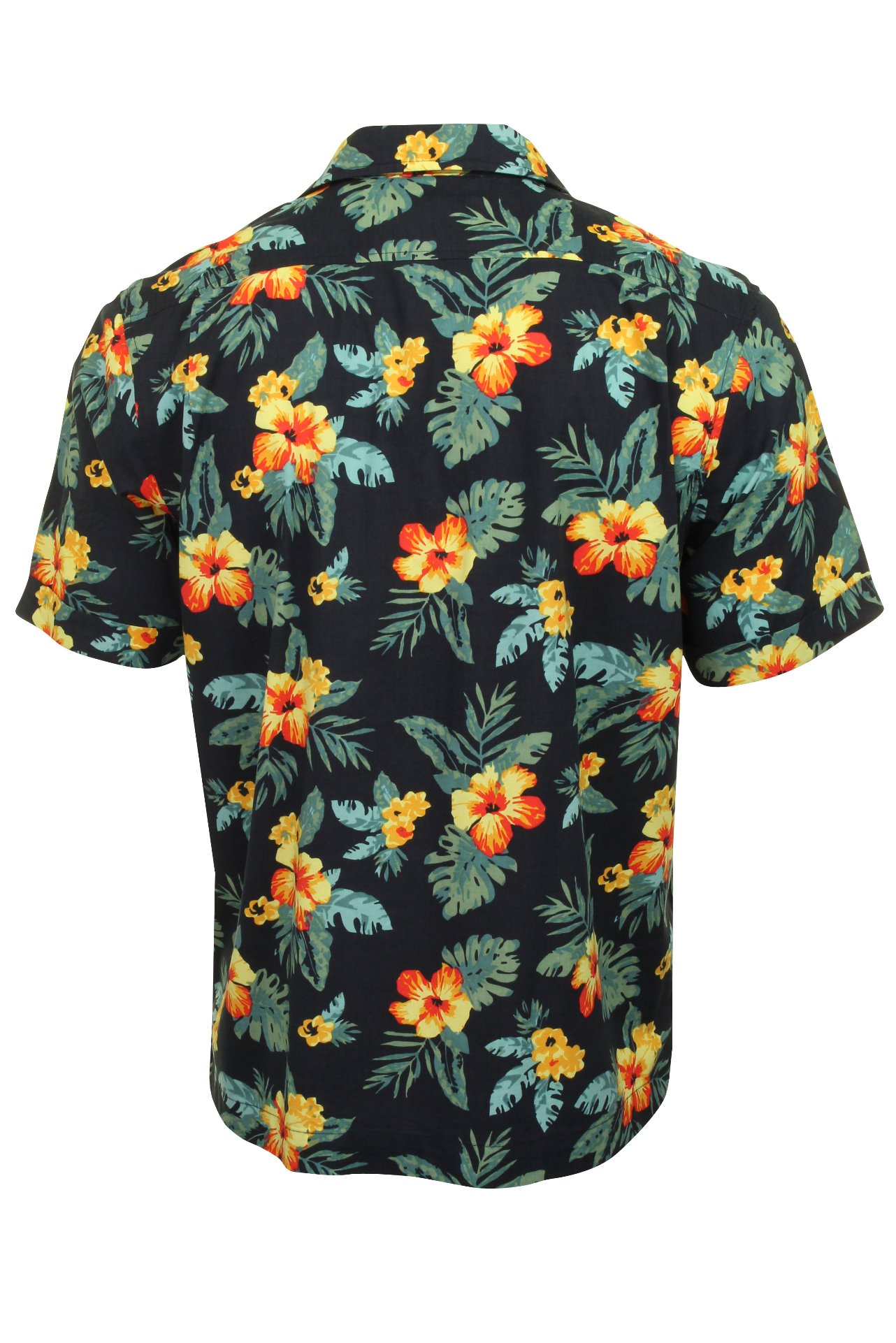 Original-Penguin-Mens-Shirt-039-Floral-Printed-039-Short-Sleeved thumbnail 4