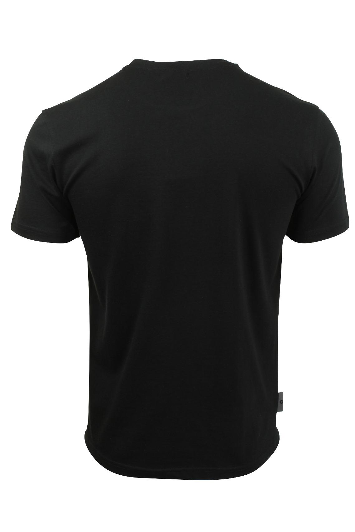 Hombre-Camiseta-De-Voi-Jeans-Manga-Corta miniatura 4