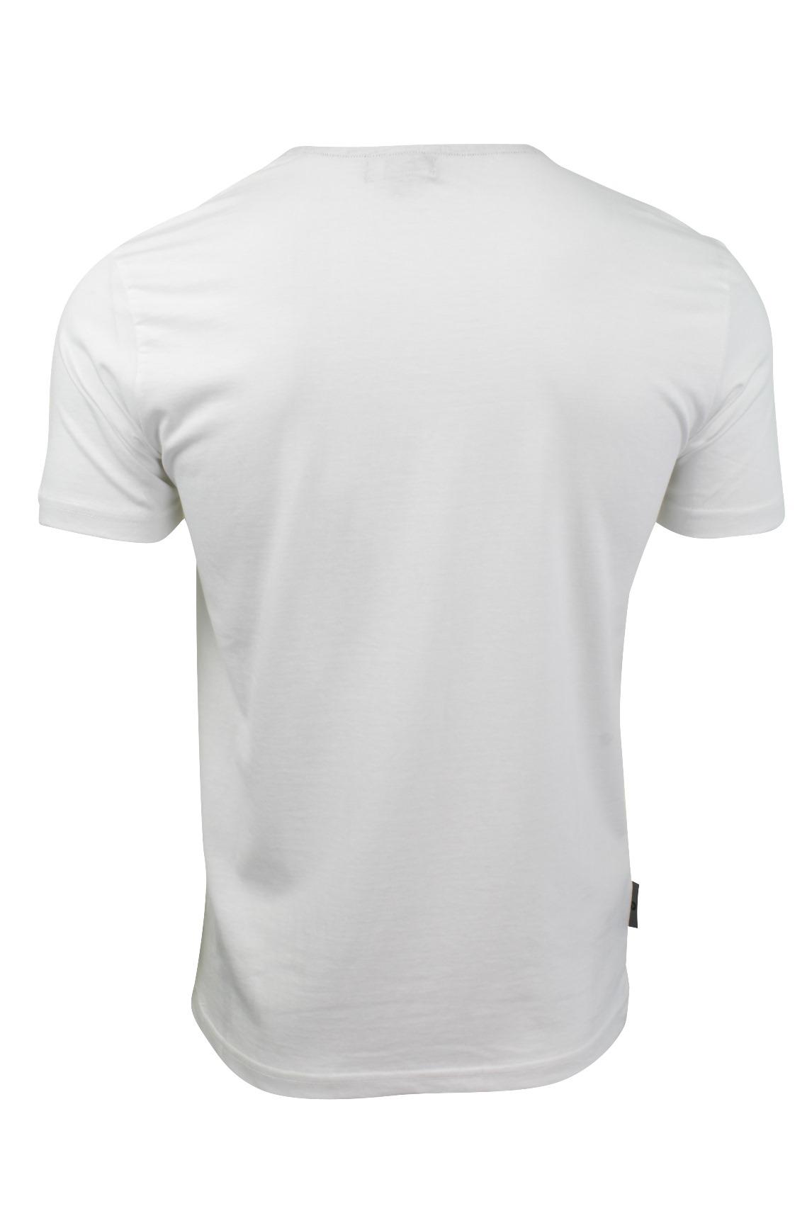 Hombre-Camiseta-De-Voi-Jeans-Manga-Corta miniatura 8