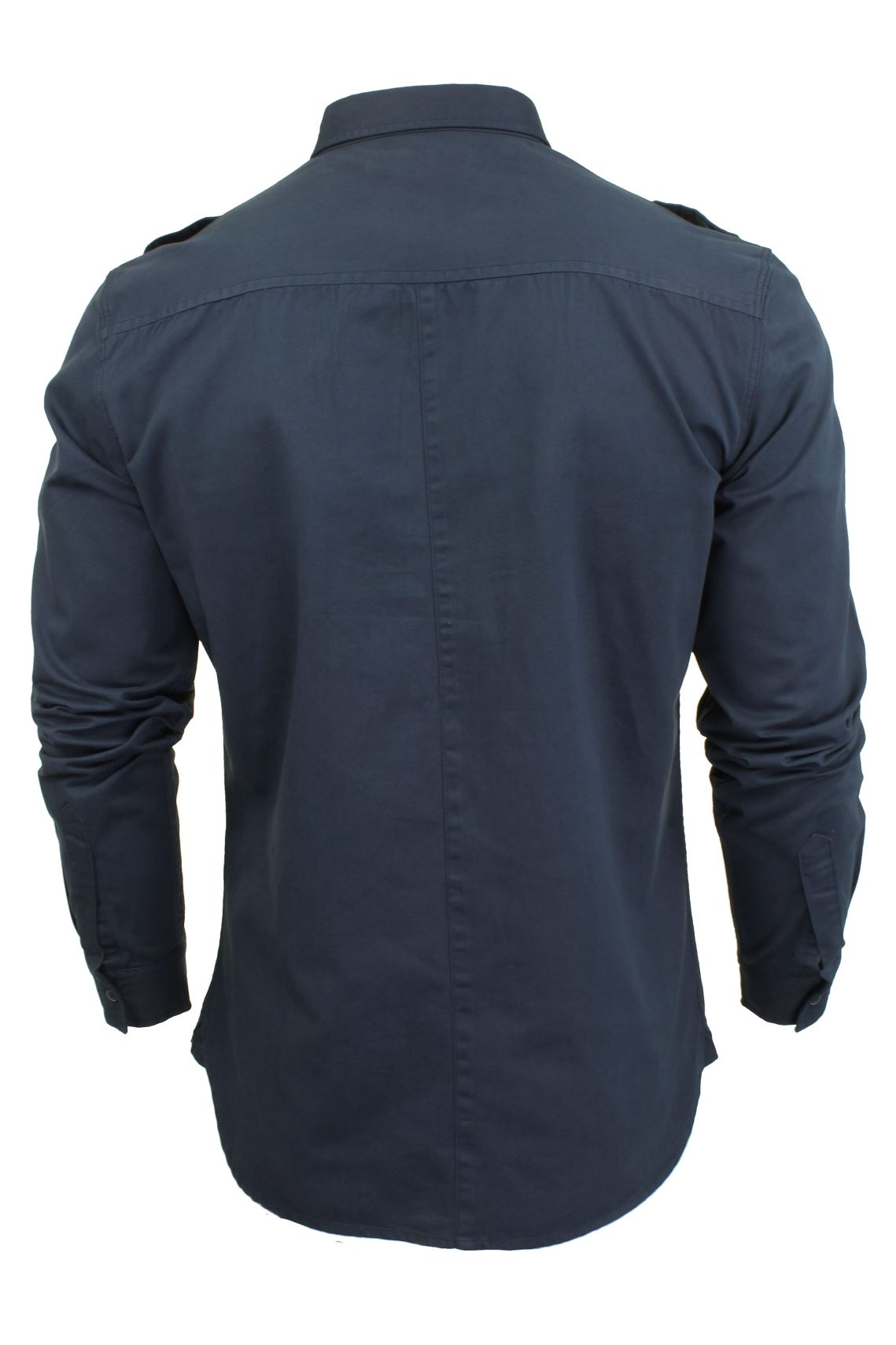 Camisa-para-hombre-por-Firetrap-039-Pittson-039-Manga-Larga miniatura 20