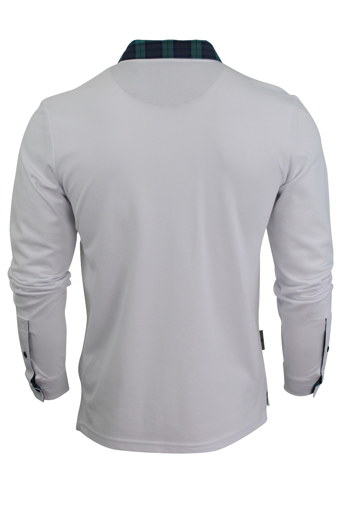 Camisa-Polo-para-hombre-por-Voi-Jeans-039-Rory-039-Manga-Larga miniatura 8