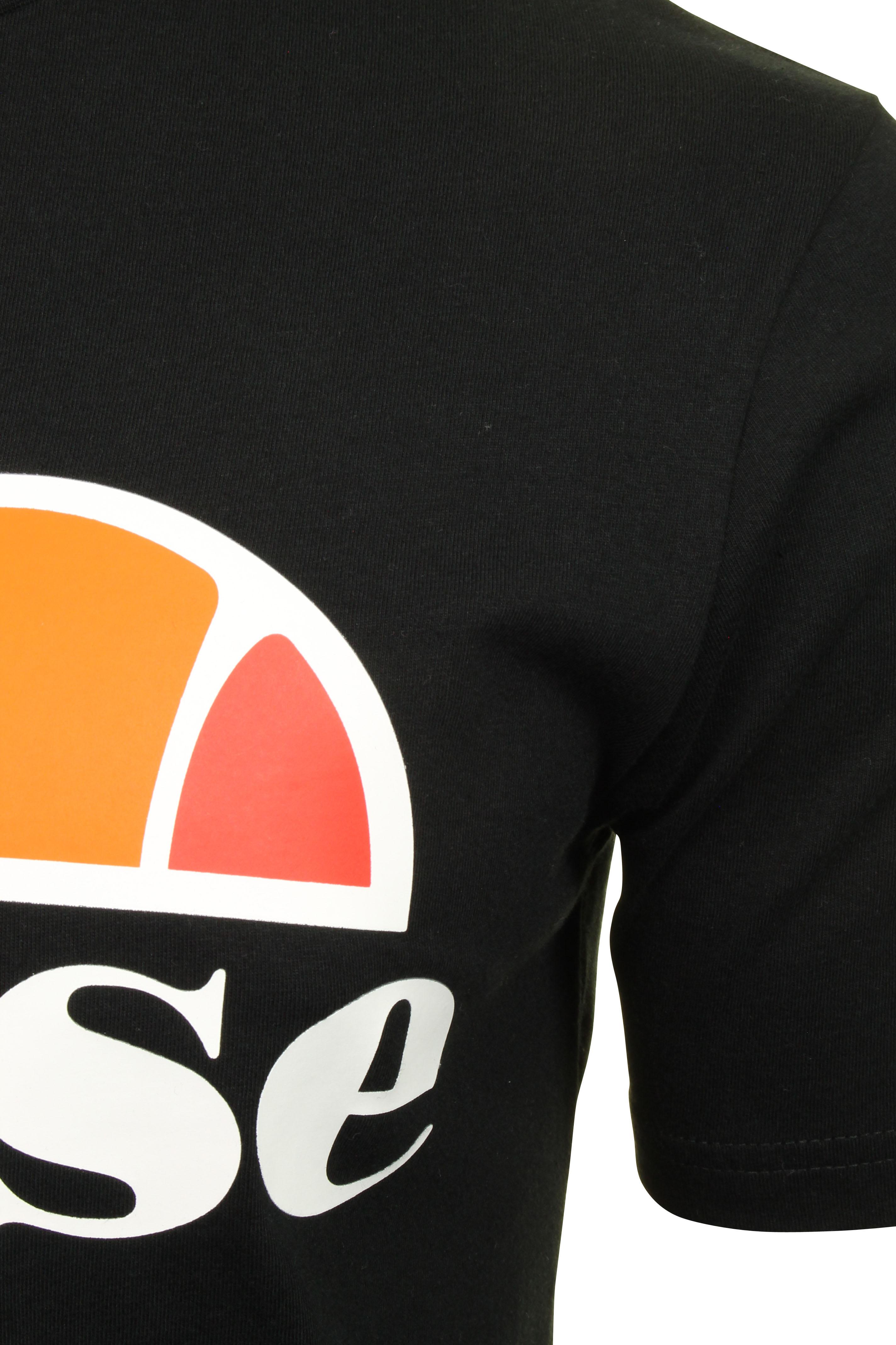 Mens-Ellesse-T-Shirt-039-Prado-039-Short-Sleeved thumbnail 4