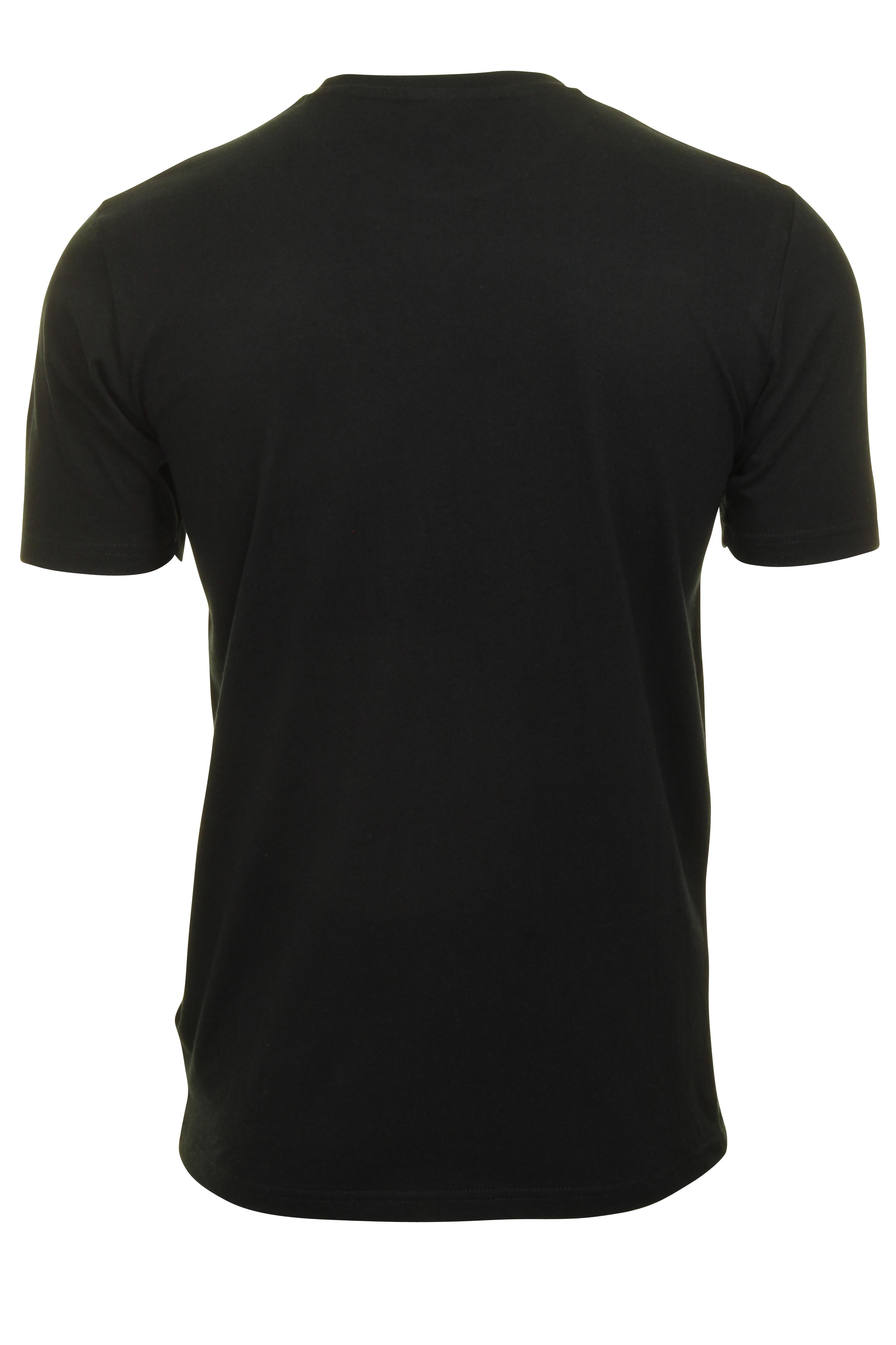 Mens-Ellesse-T-Shirt-039-Prado-039-Short-Sleeved thumbnail 5