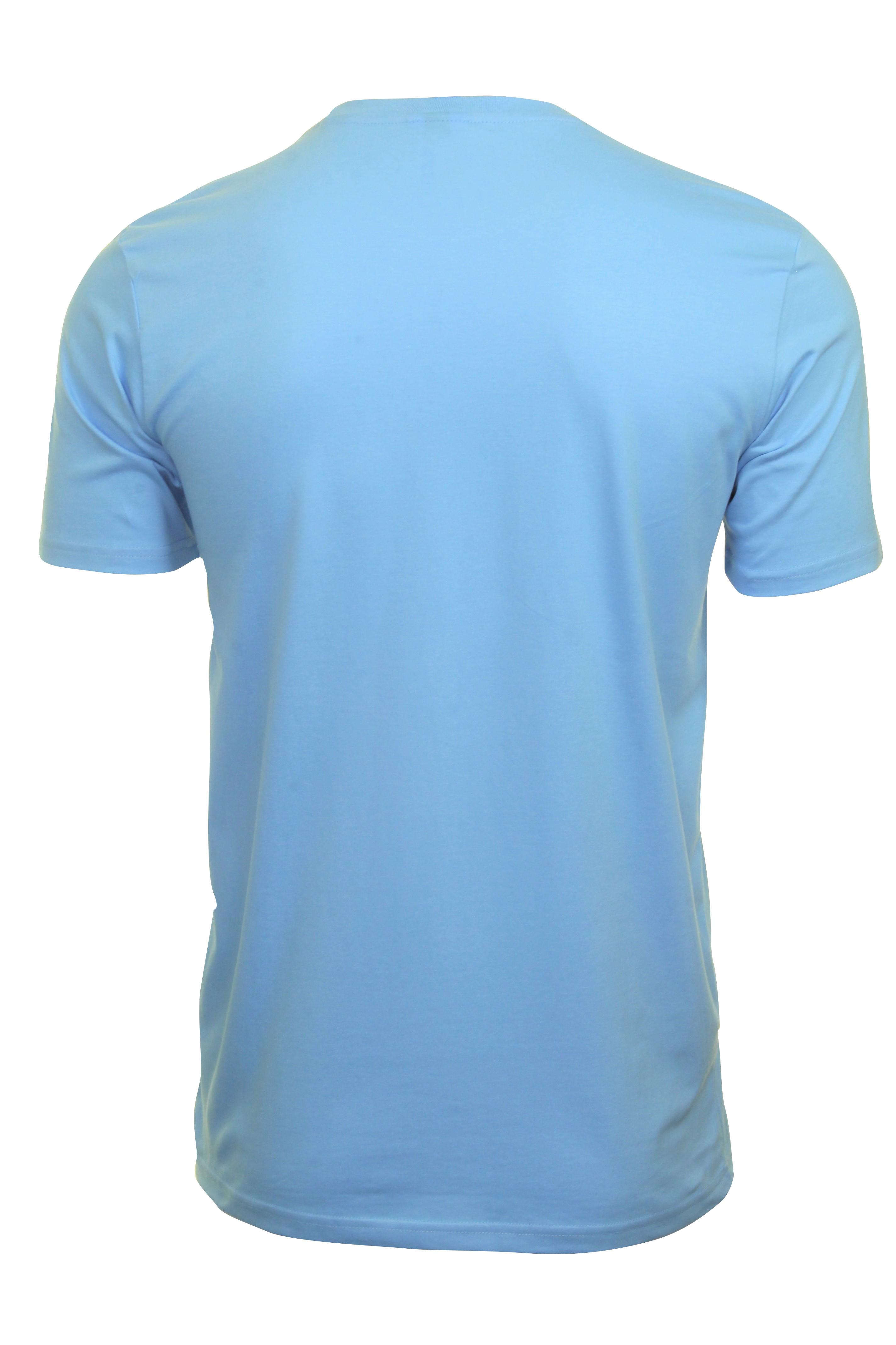 Mens-Ellesse-T-Shirt-039-Prado-039-Short-Sleeved thumbnail 12