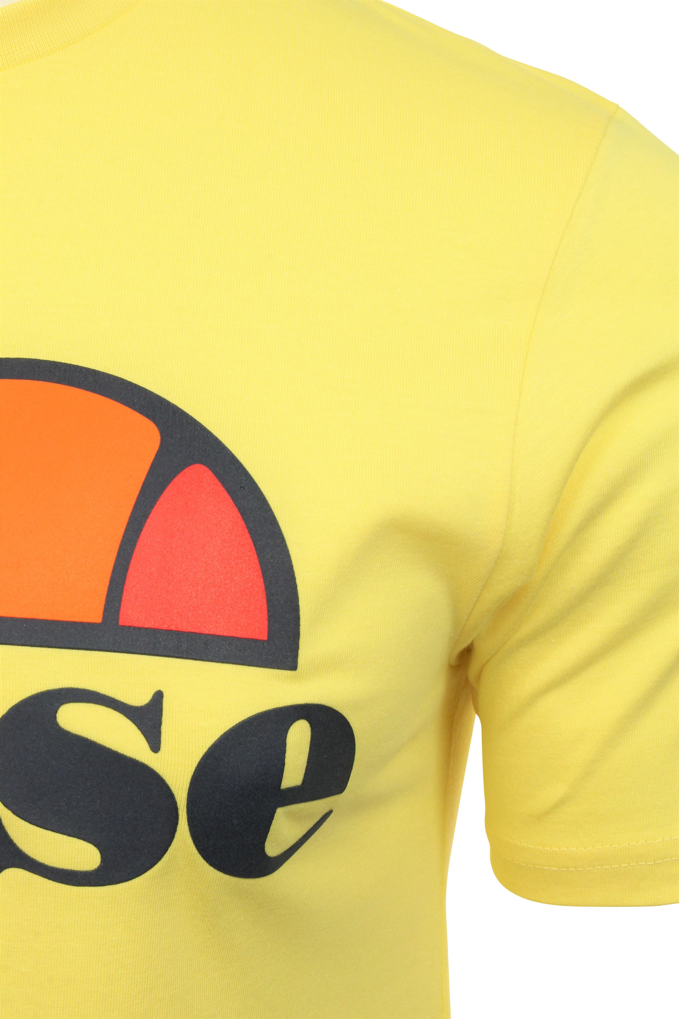 Mens-Ellesse-T-Shirt-039-Prado-039-Short-Sleeved thumbnail 17