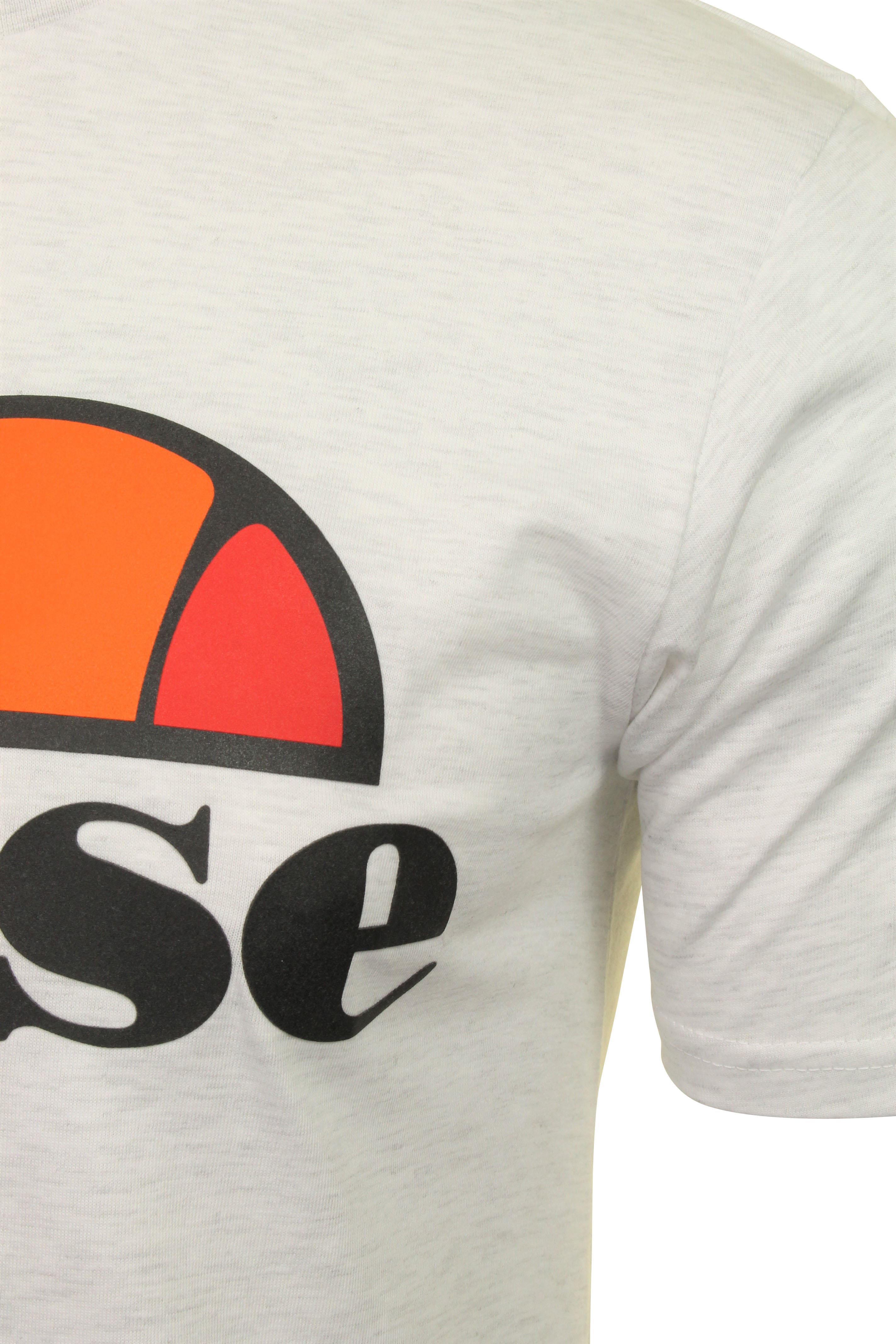 Mens-Ellesse-T-Shirt-039-Prado-039-Short-Sleeved thumbnail 22