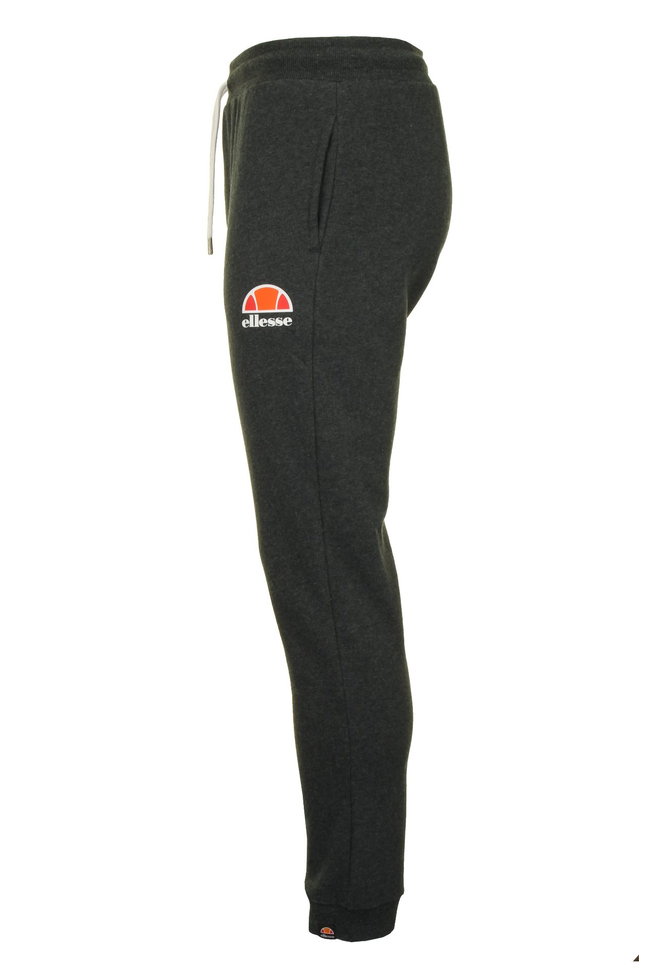 Ellesse-Da-Uomo-Pantaloni-Sportivi-Jog-Pantaloni-con-logo-034-Ovest-034 miniatura 7