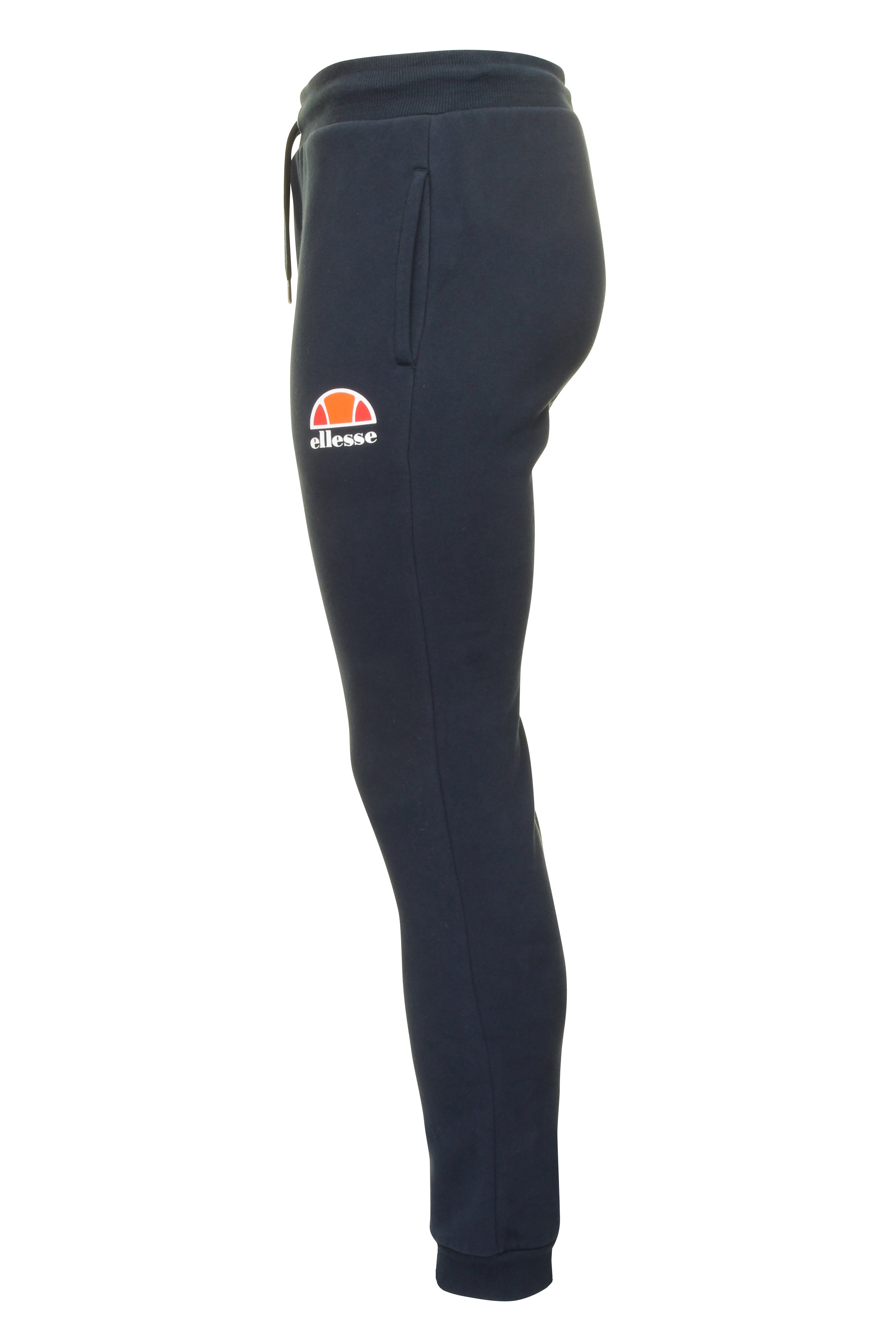 Ellesse-Da-Uomo-Pantaloni-Sportivi-Jog-Pantaloni-con-logo-034-Ovest-034 miniatura 13
