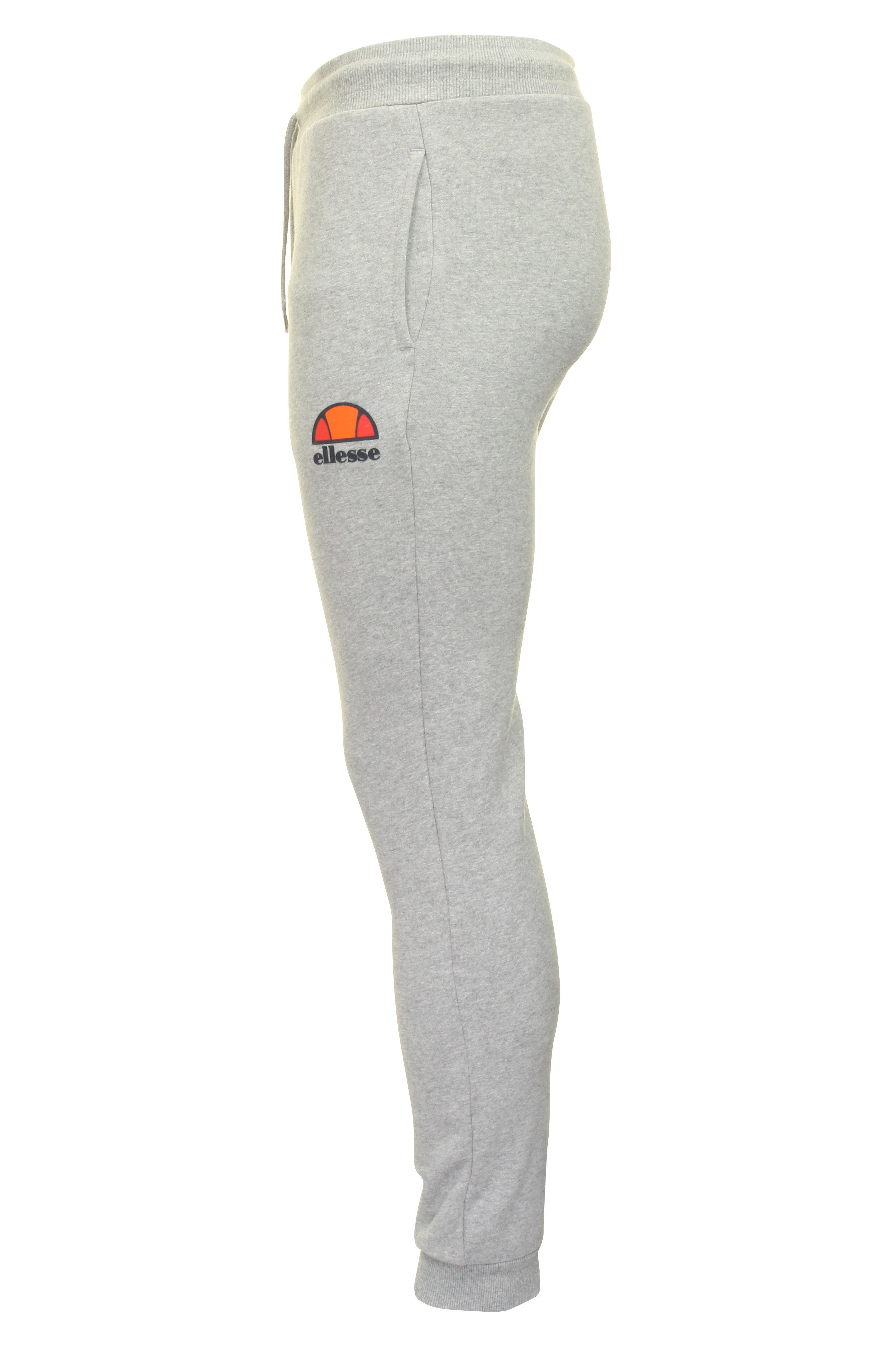 Ellesse-Da-Uomo-Pantaloni-Sportivi-Jog-Pantaloni-con-logo-034-Ovest-034 miniatura 10