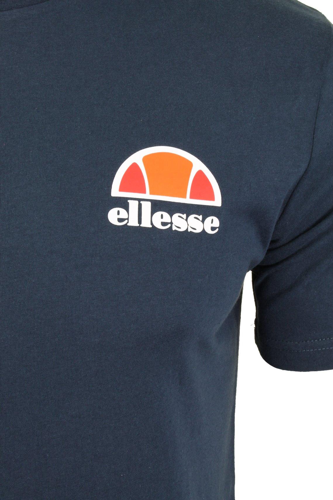 Para-Hombre-Ellesse-Camiseta-de-manga-corta-039-Canaletto-034 miniatura 10