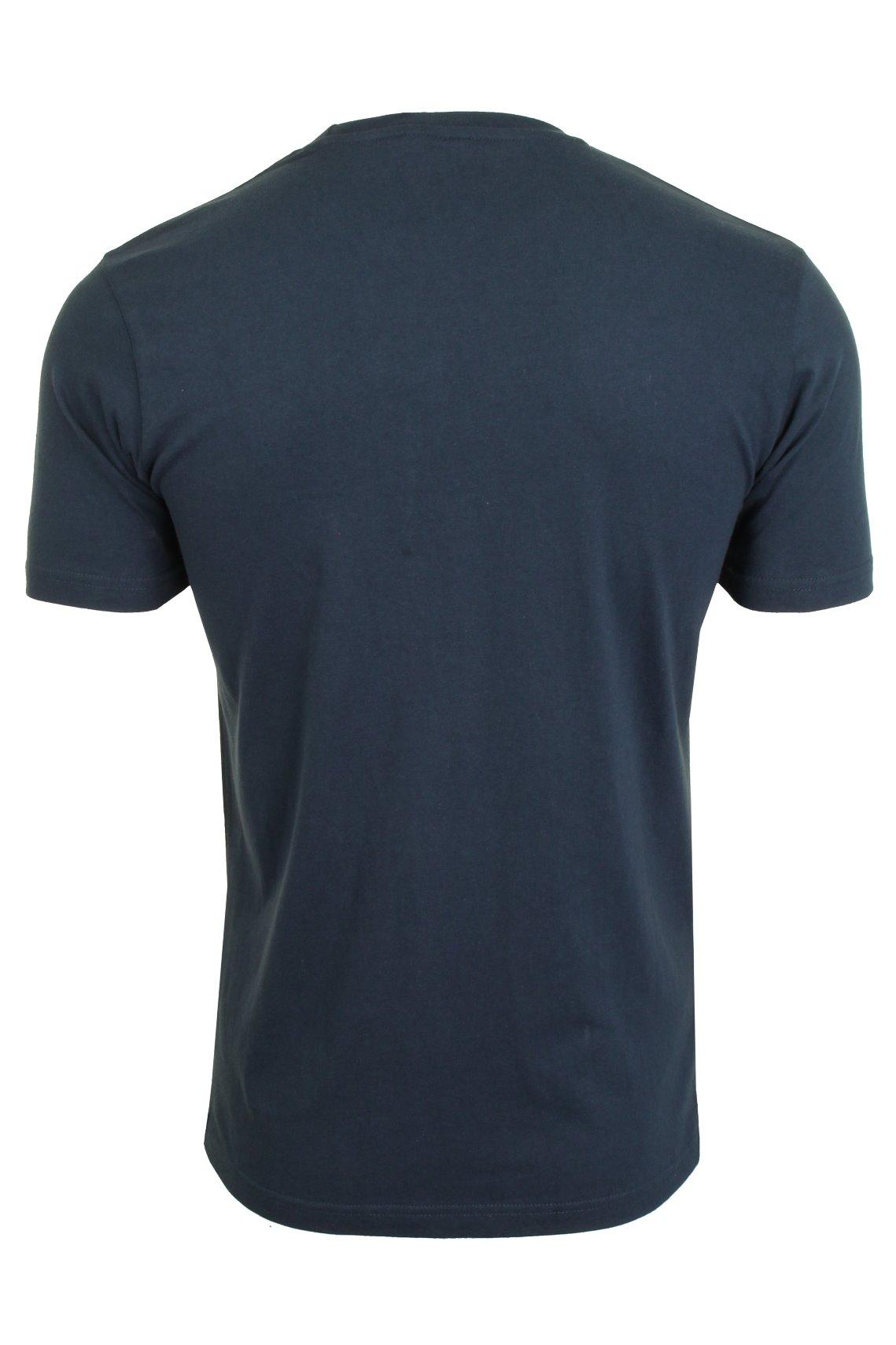 Para-Hombre-Ellesse-Camiseta-de-manga-corta-039-Canaletto-034 miniatura 11