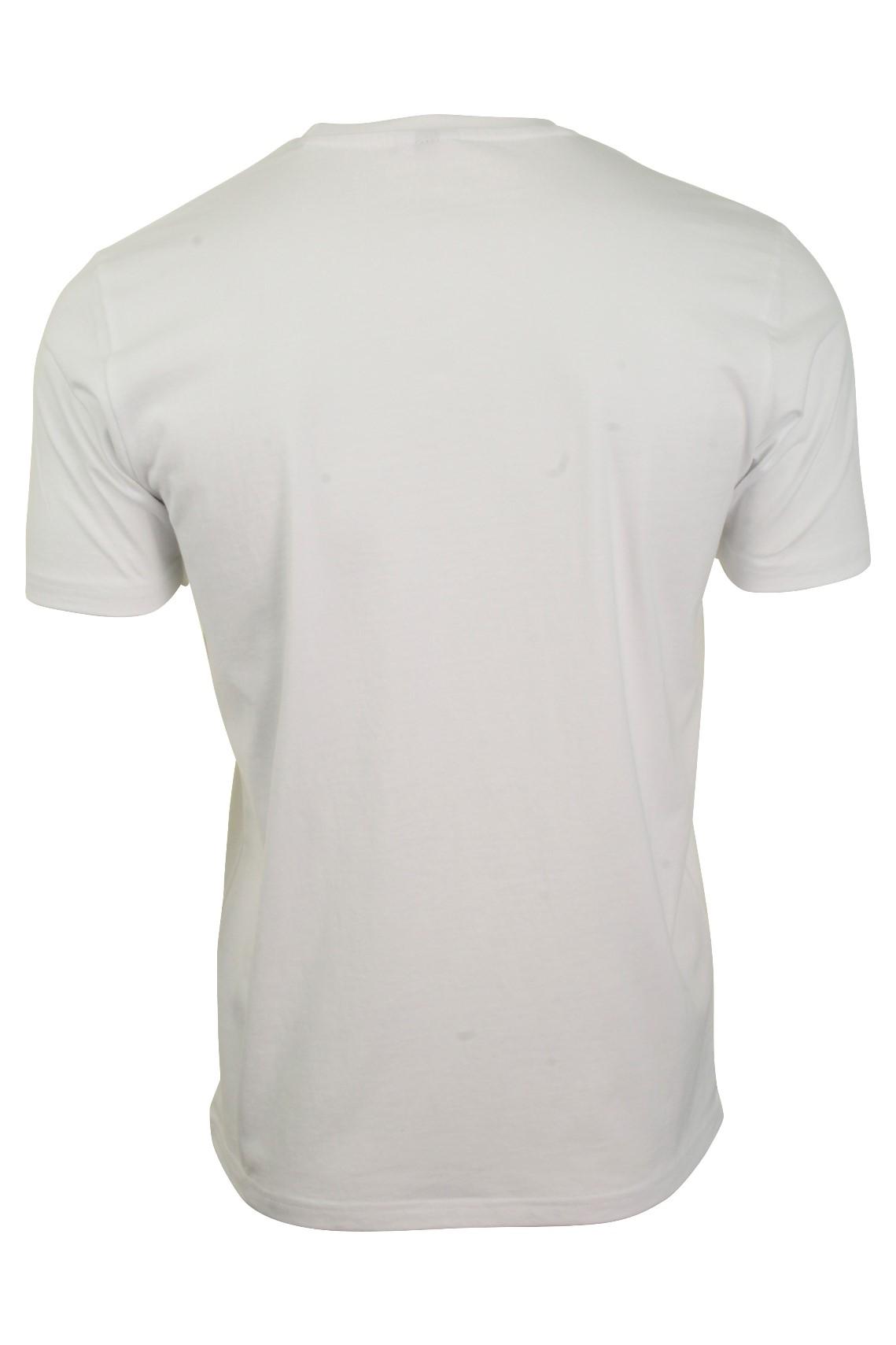 Para-Hombre-Ellesse-Camiseta-de-manga-corta-039-Canaletto-034 miniatura 14