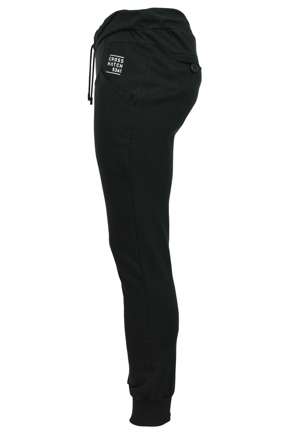 Mens-Skinny-Joggers-by-Crosshatch-039-Sidwell-039 thumbnail 4