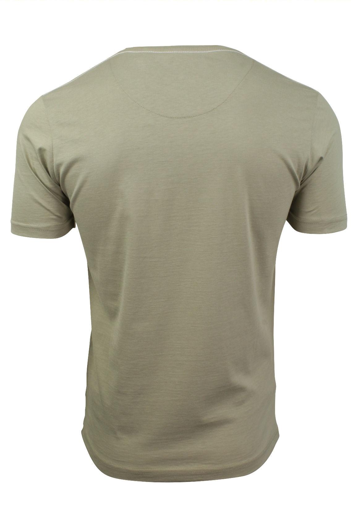 Firetrap-Hombre-Camiseta-de-manga-corta-039-Towson-039 miniatura 11